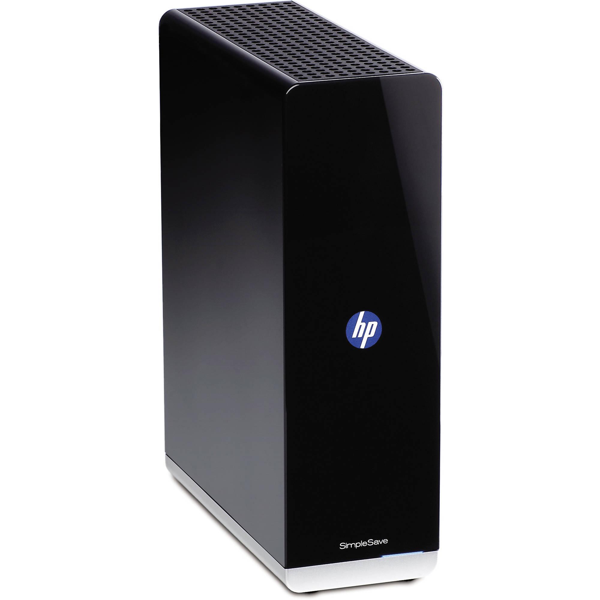 Hp 3tb simplesave external desktop usb 3 1 wdbw2a0030hbk nesn for 3tb esterno