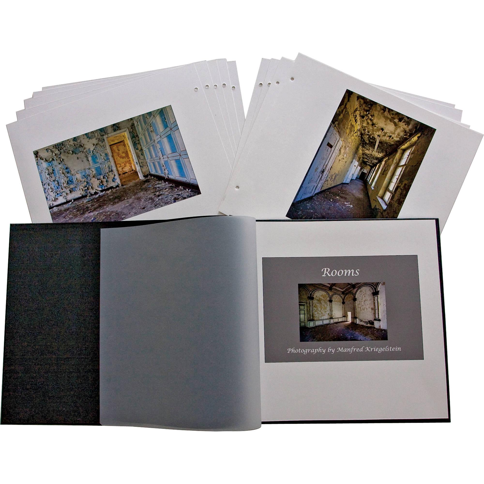Hahnemühle Fineart Inkjet Leather Album 12 X 12 10640857
