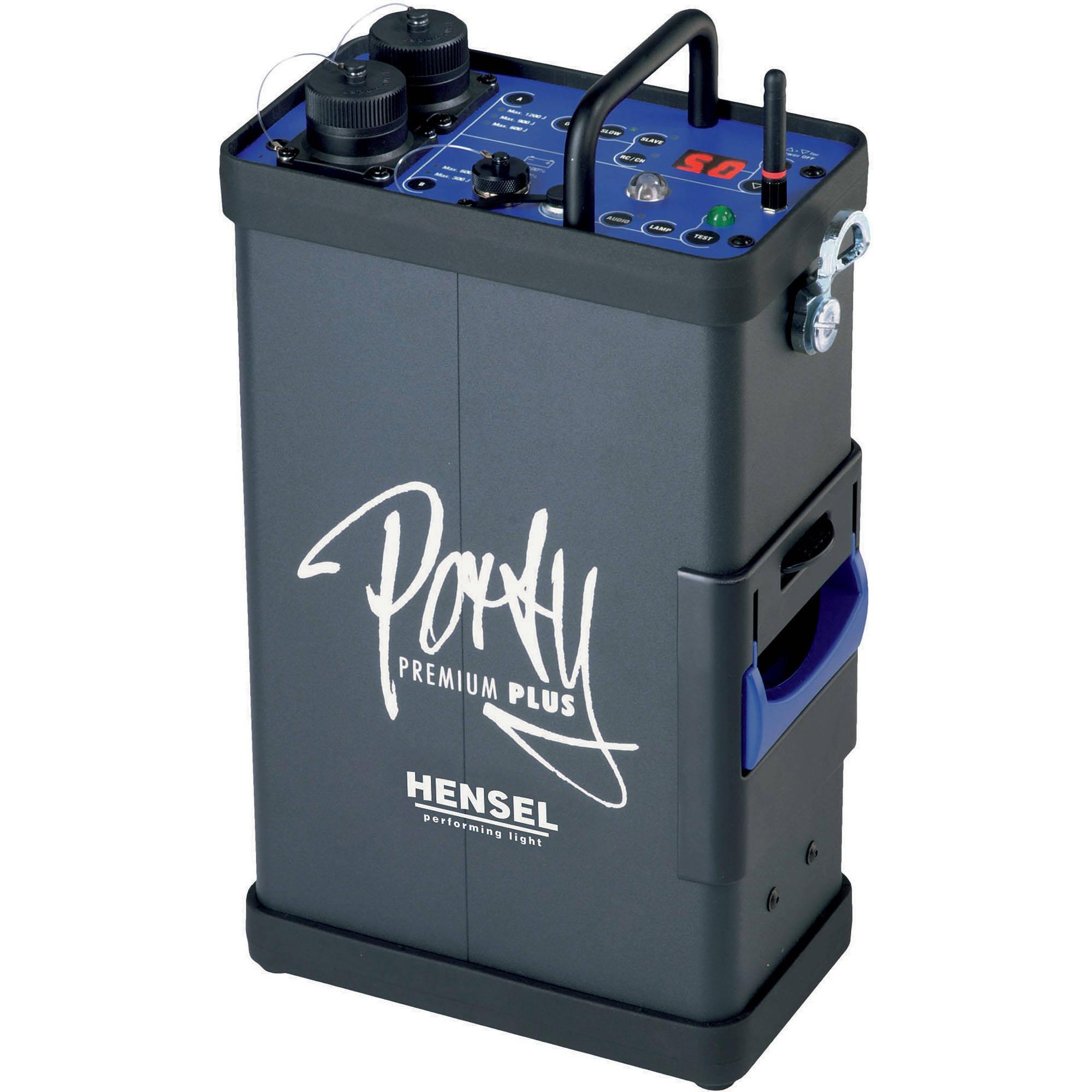 hensel 1200 w s premium plus battery power pack radio slave. Black Bedroom Furniture Sets. Home Design Ideas
