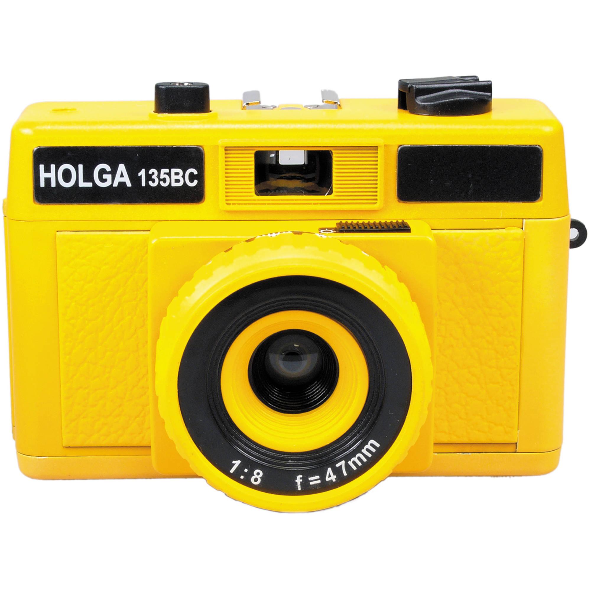 Holga HolgaGlo 135BC Glows in the Dark Camera 223135 B&H Photo