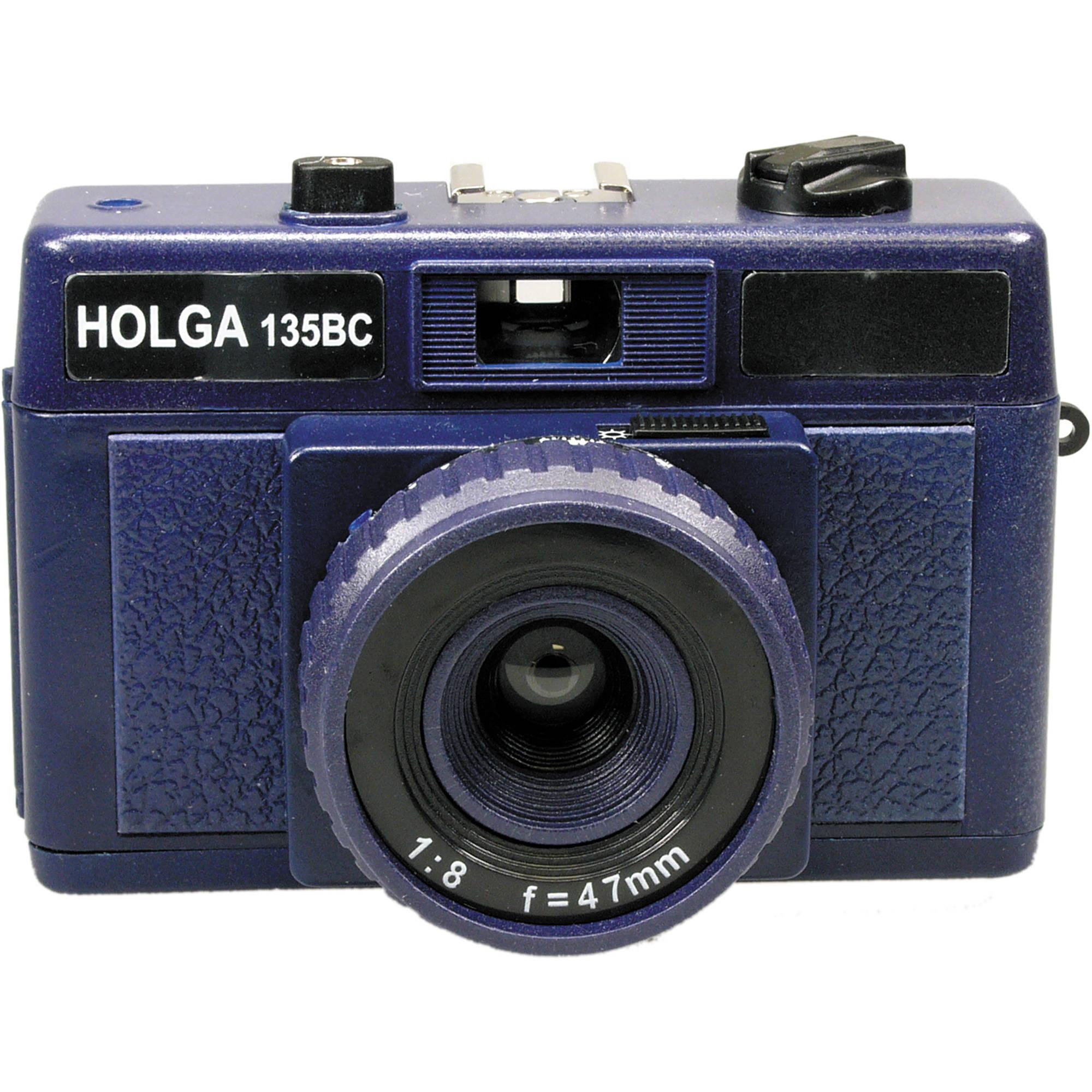 Holga HolgaGlo 135BC Glows in the Dark Camera 225135 B&H Photo