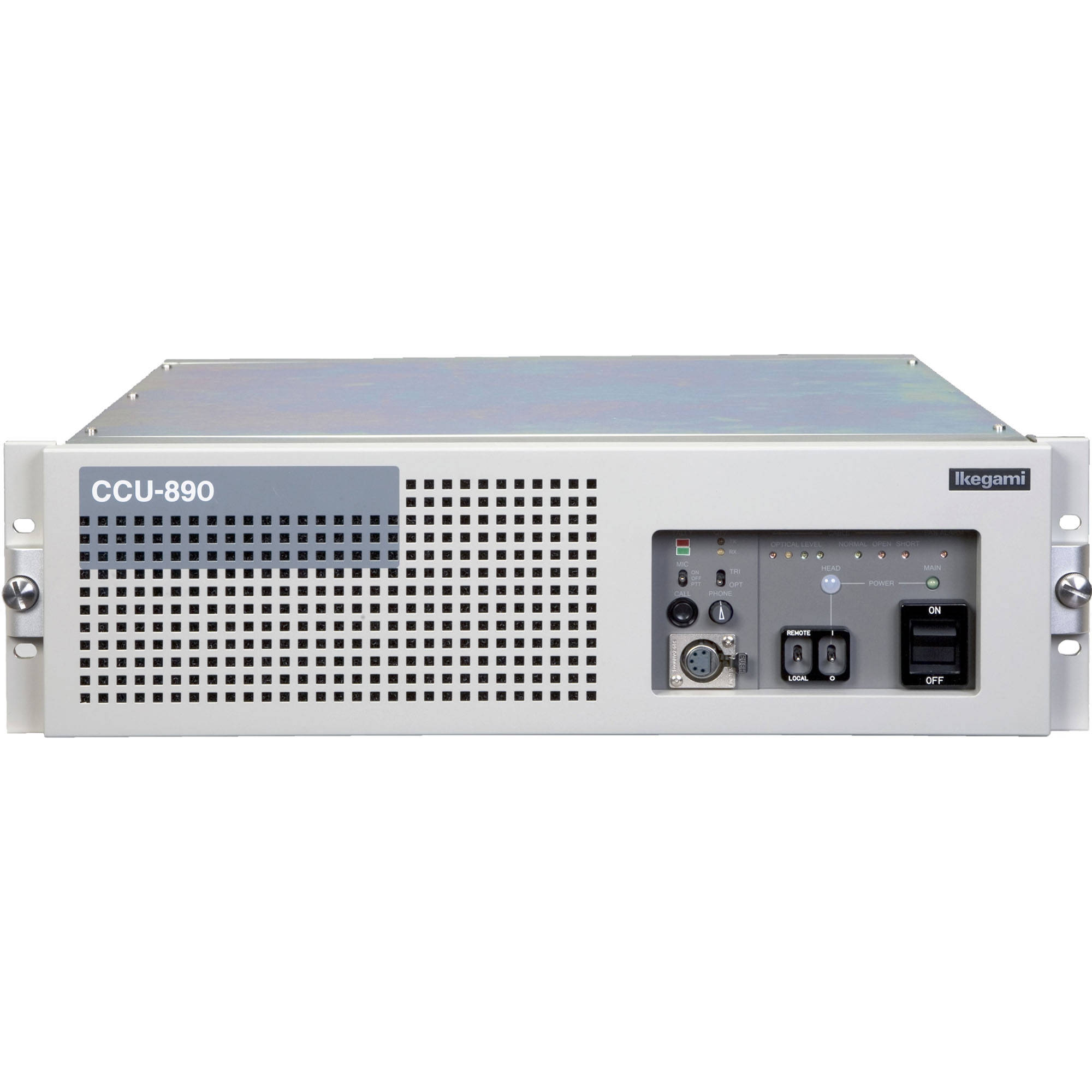 Ikegami High Definition Camera Control Unit Ccu 890 Bh Photo Sony Intercom Wiring Harness