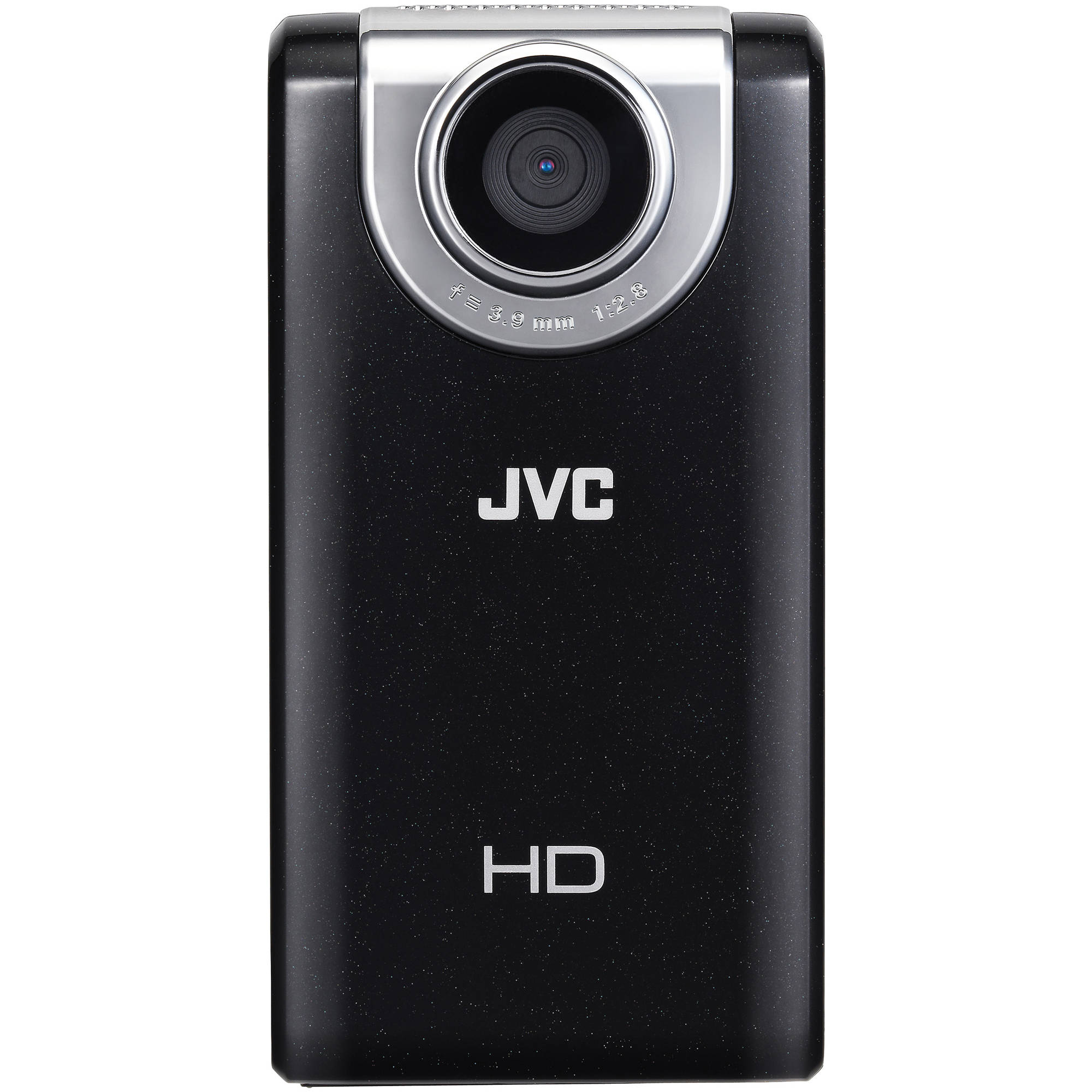 jvc picsio gc fm2 hd pocket cam black gc fm2bus b h photo rh bhphotovideo com Picsio JVC GC-FM2 JVC Picsio GC-WP10