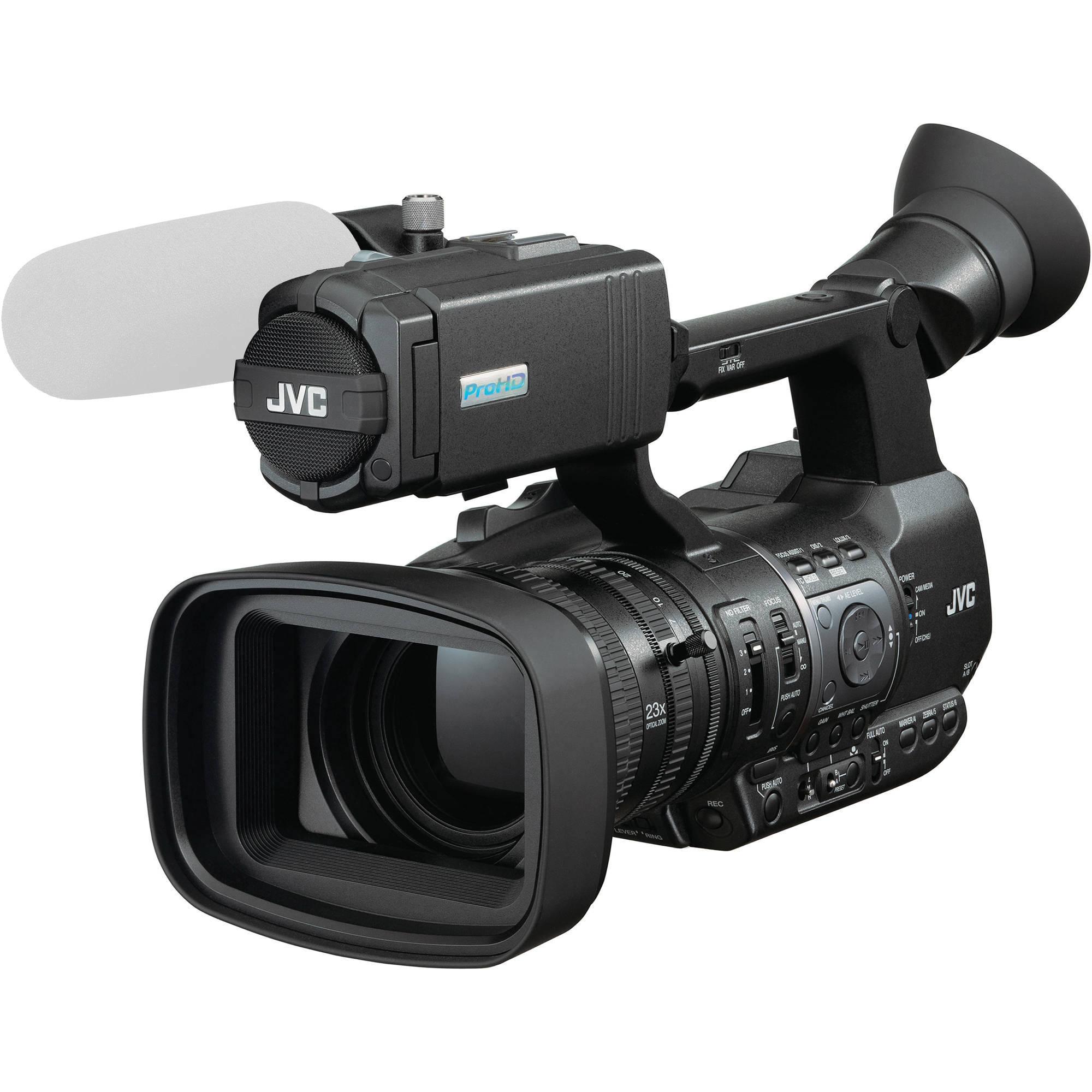 c product  REG JVC GY HMU HM ProHD Camcorder