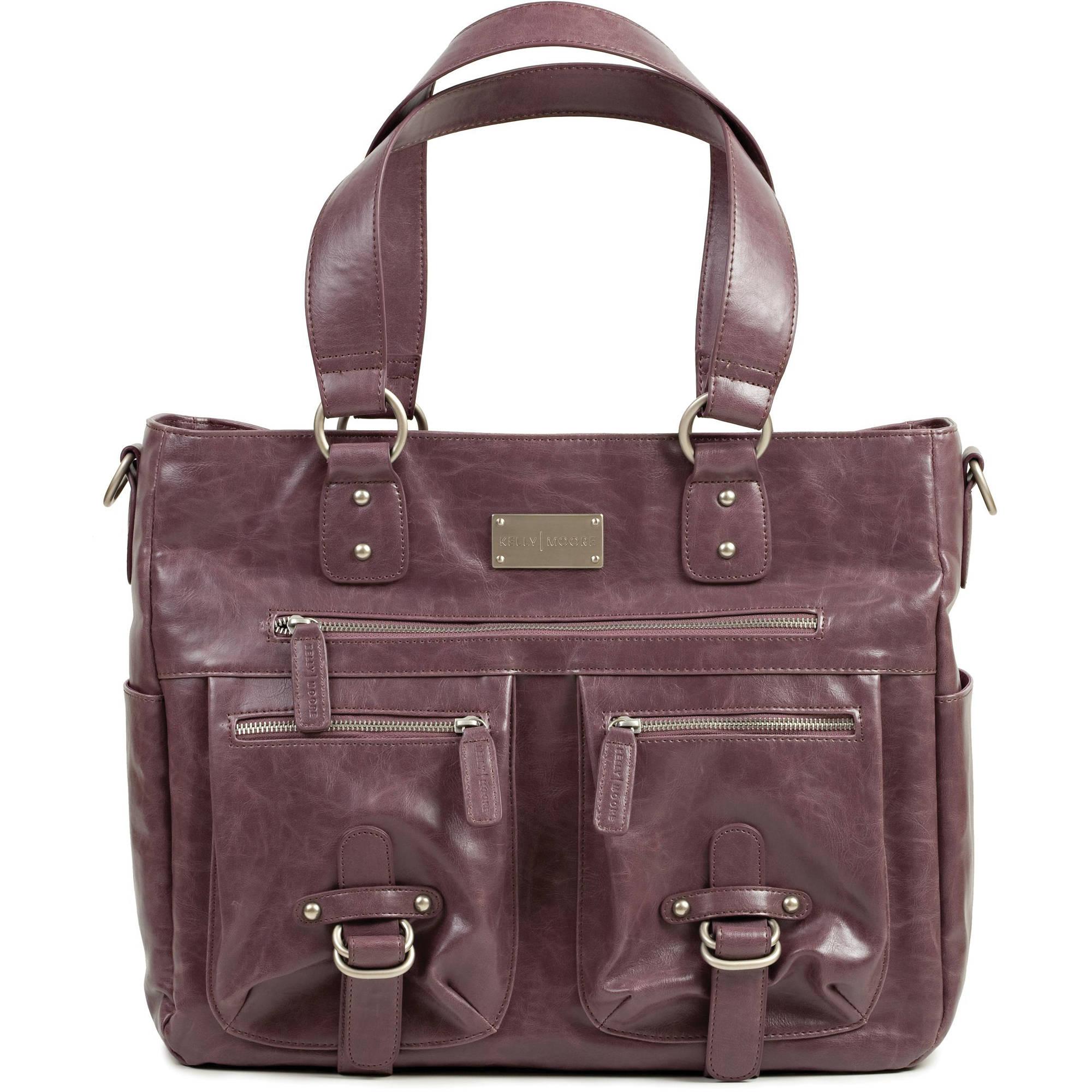 kelly moore bag libby shoulder bag lavender kmb libby lav b h. Black Bedroom Furniture Sets. Home Design Ideas