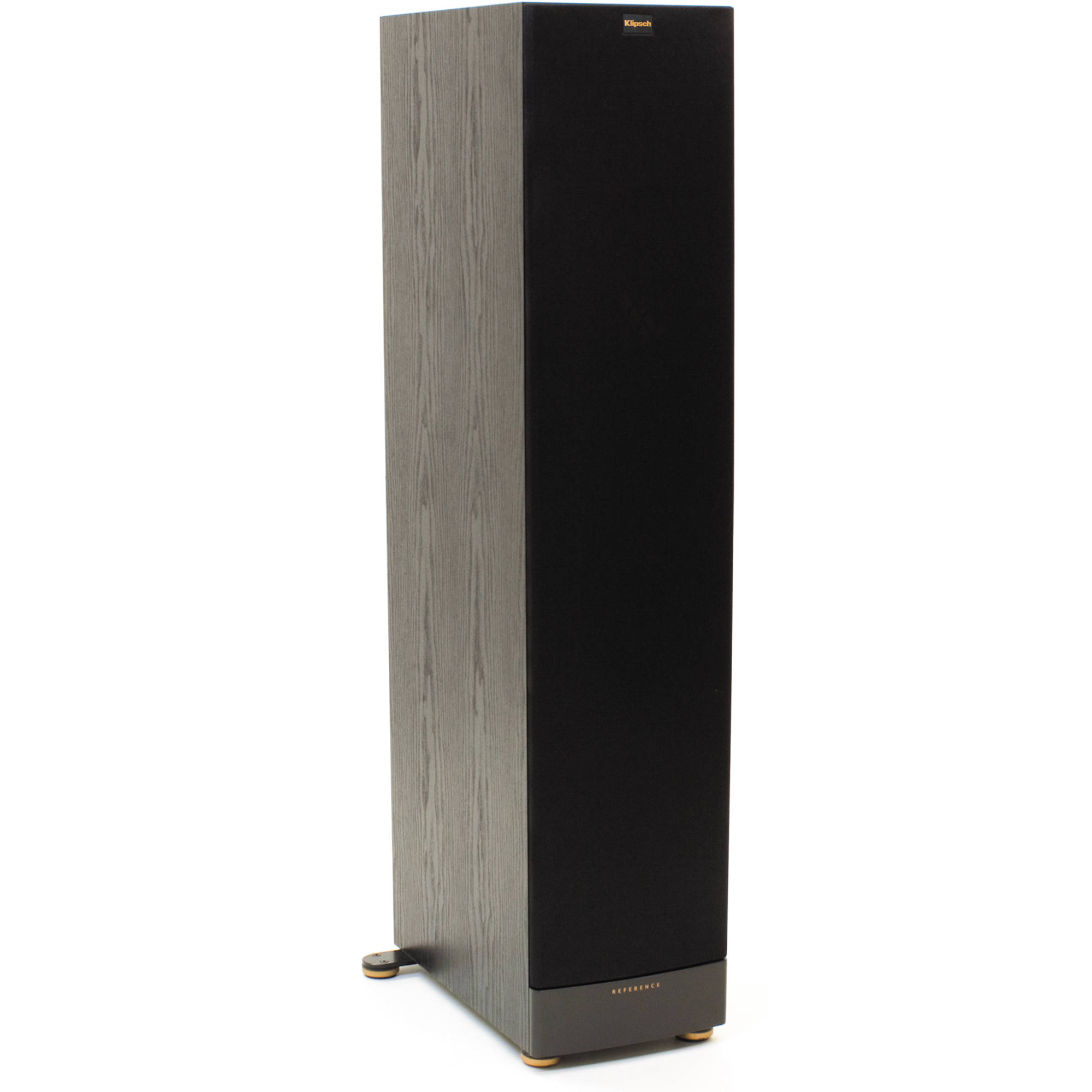 klipsch rf 82 ii floorstanding speaker black ash 1011843 b h. Black Bedroom Furniture Sets. Home Design Ideas