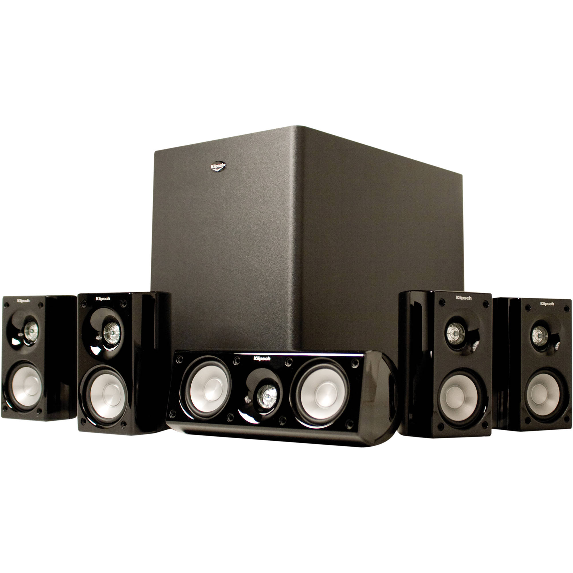 Klipsch HD Theater 500 Home Theater System HD THEATER 500 B&H
