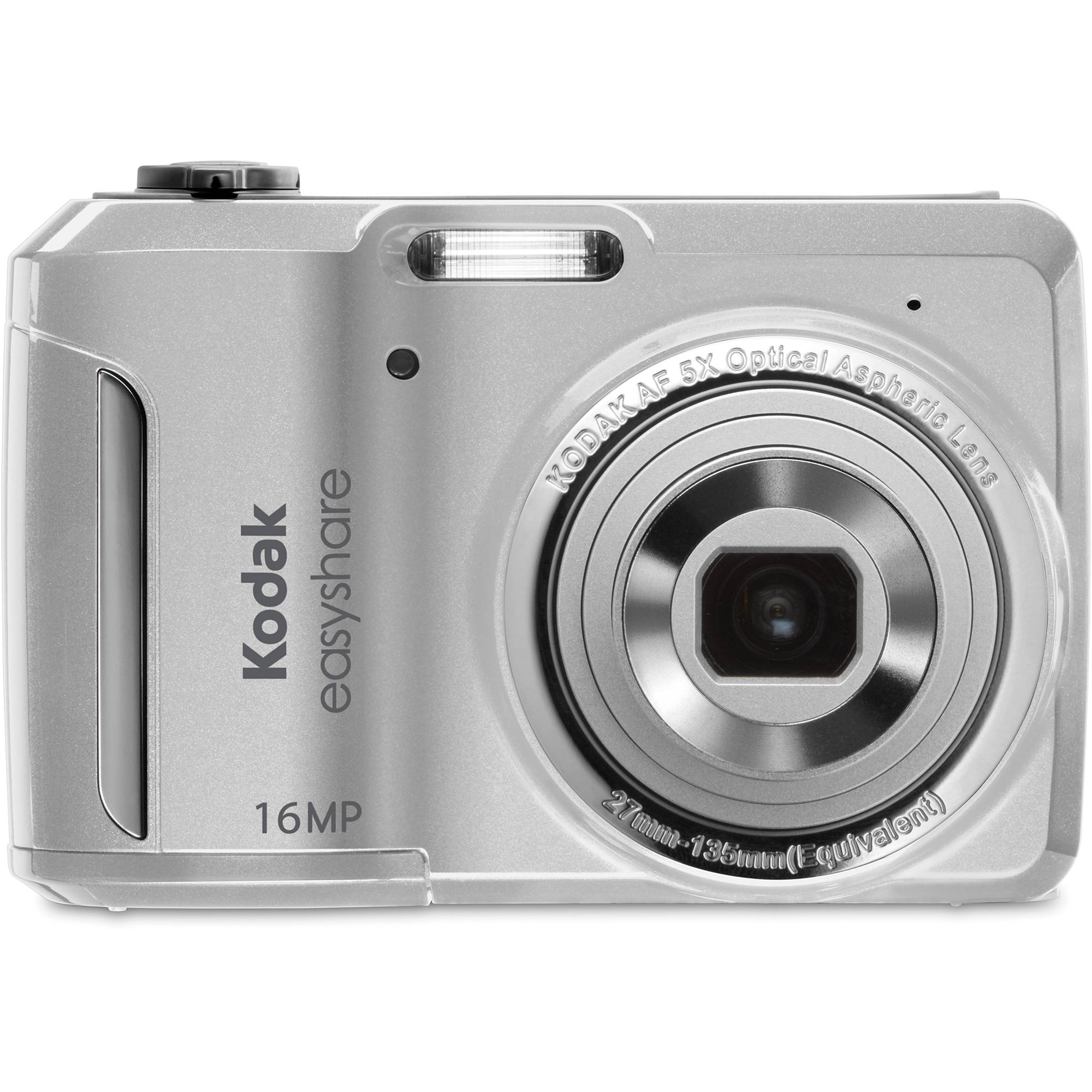 Kodak C1550 EASYSHARE Digital Camera (Silver) 8106999 B&H Photo