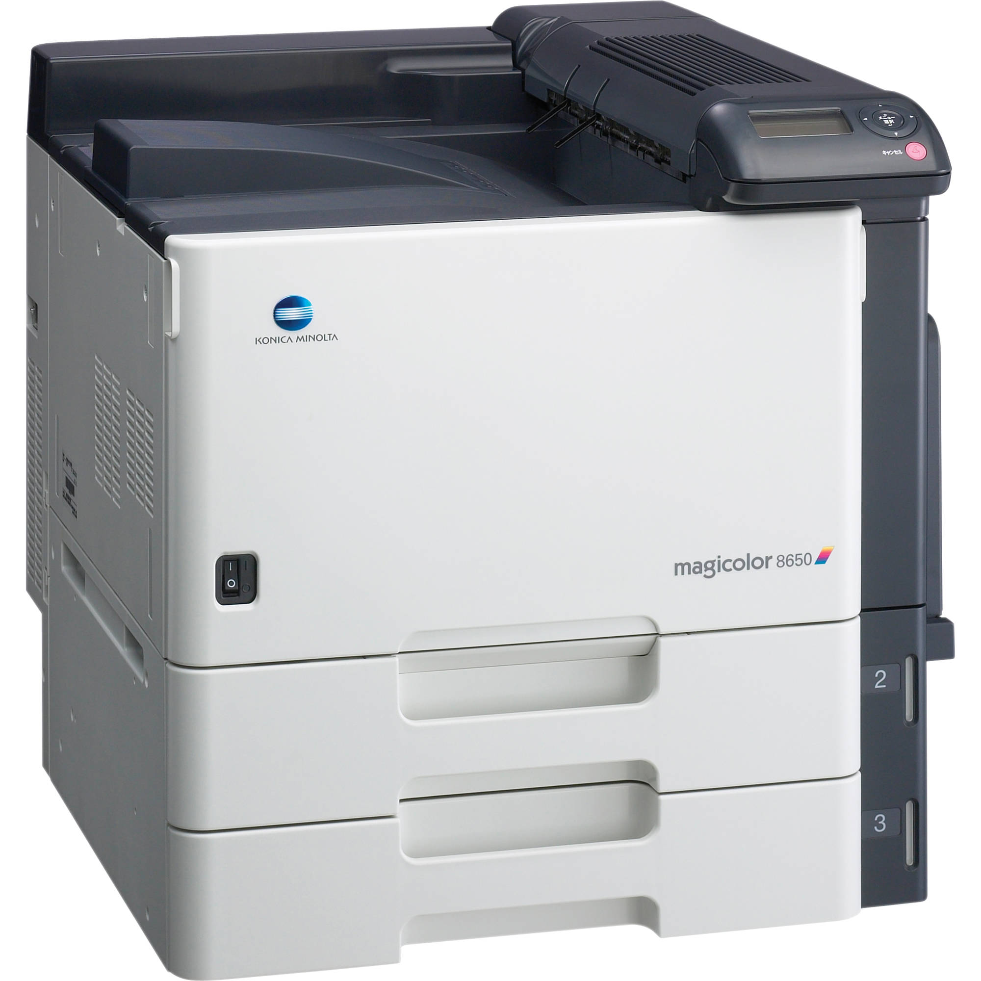 Minolta Laser Color Printer