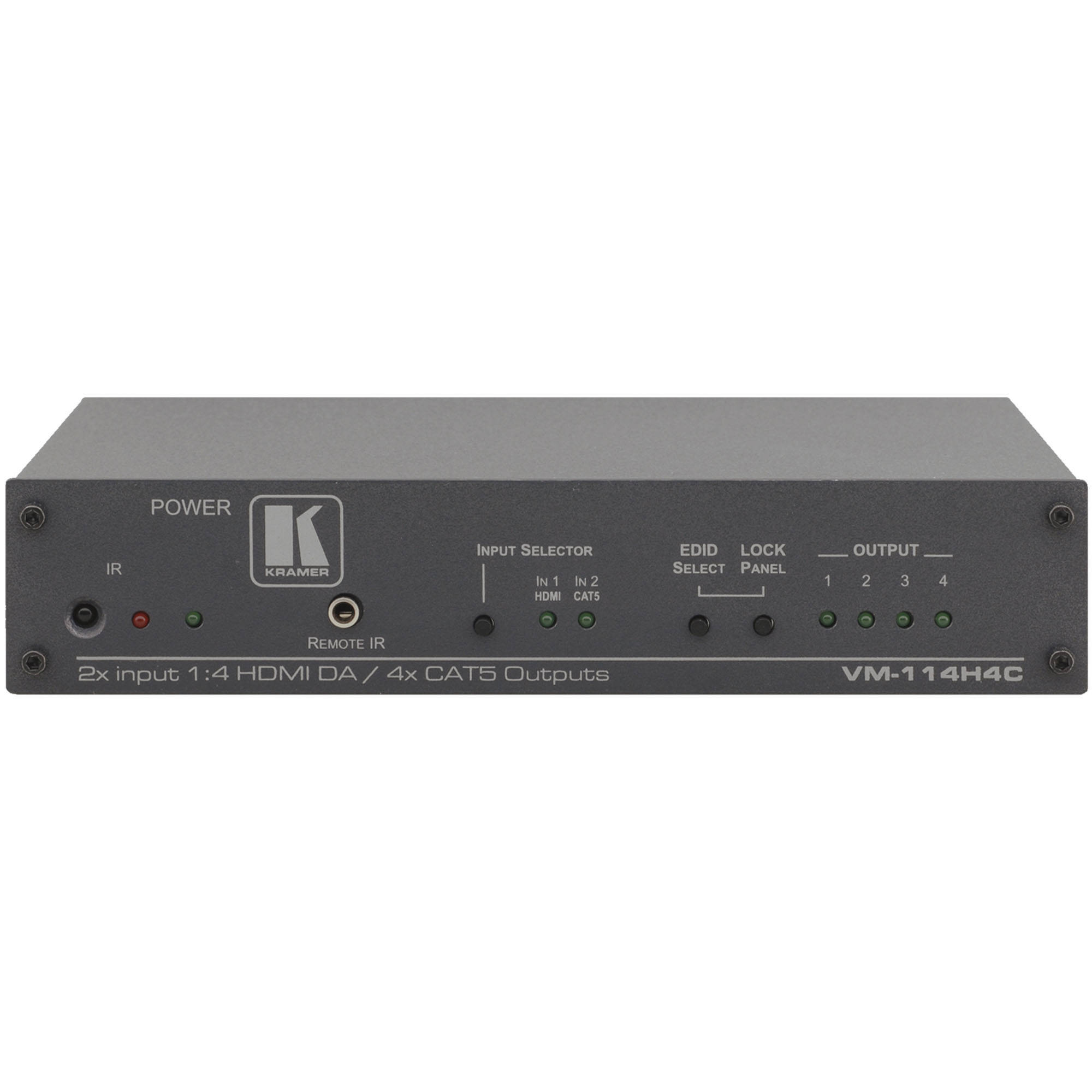 93 2 Input 1 Output Audio Ultra High Quality Two Way Vga Switch 3 Video Box Kramer 14 Hdmi Twisted Pair Transmitter Distribution Amplifier