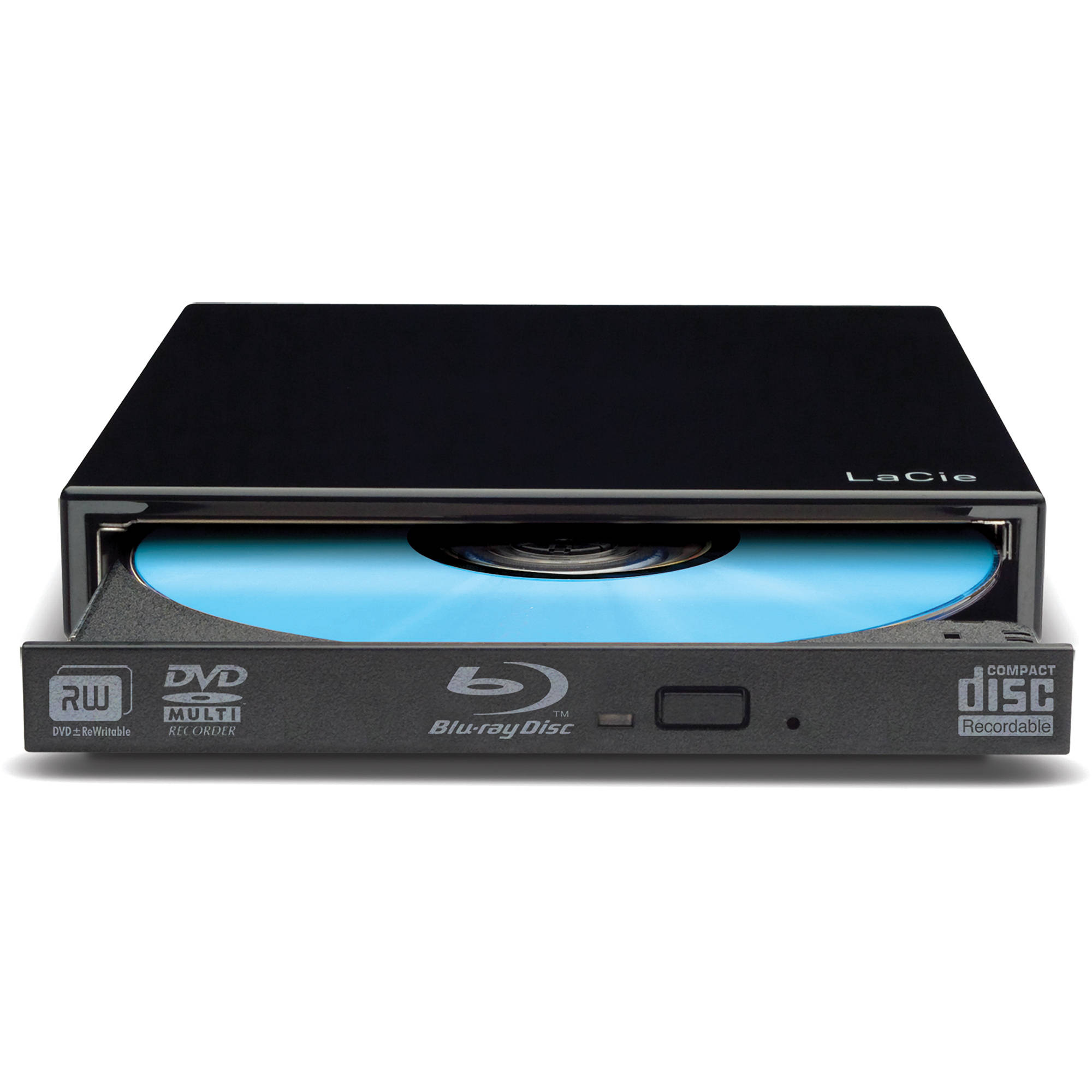 LaCie Slim Blu-ray External 6x Blu-ray Drive 301978 B&H Photo