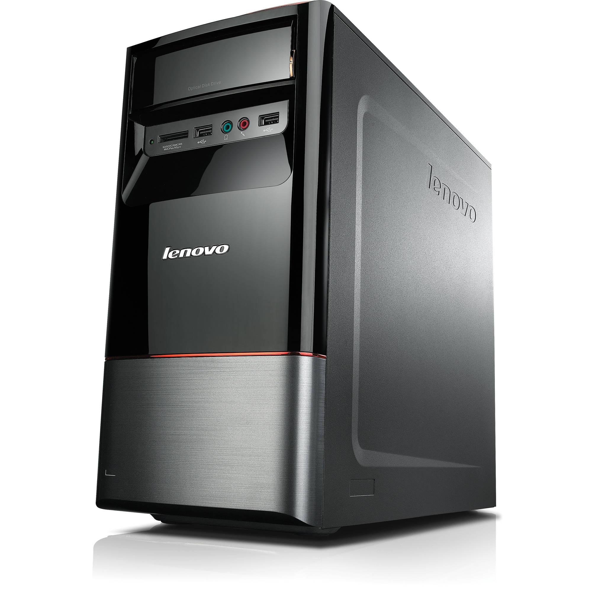 Lenovo IdeaCentre H430 2558-1CU Desktop Computer