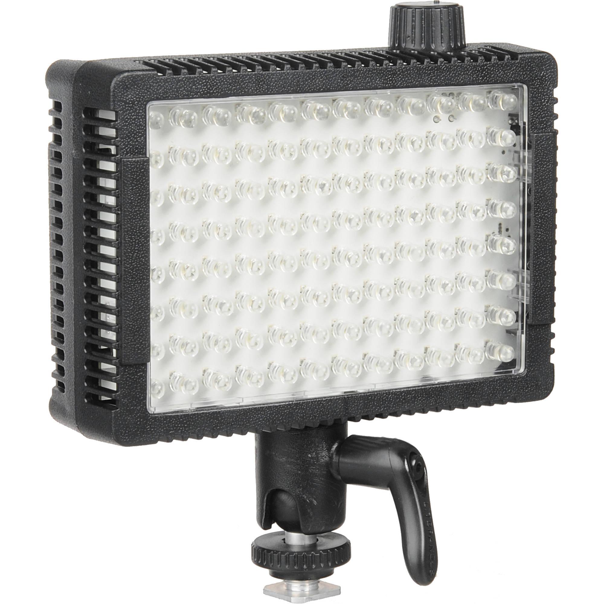 Litepanels MicroPro LED On-Camera Light 905-2002 B&H Photo