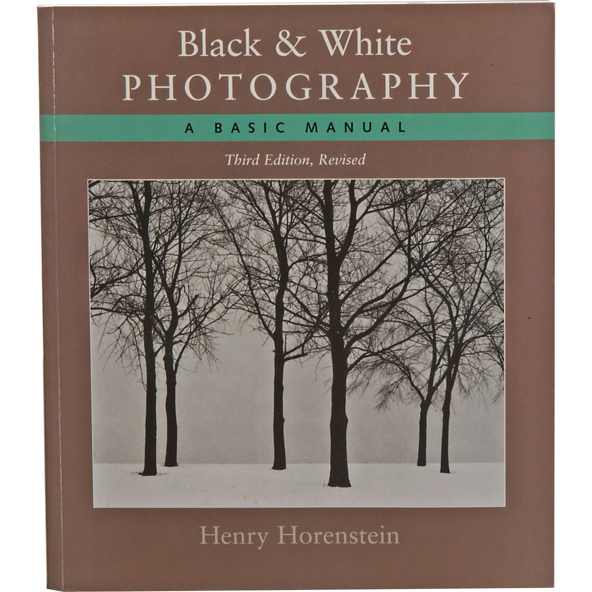 Little brown book black and white photography third revised edition