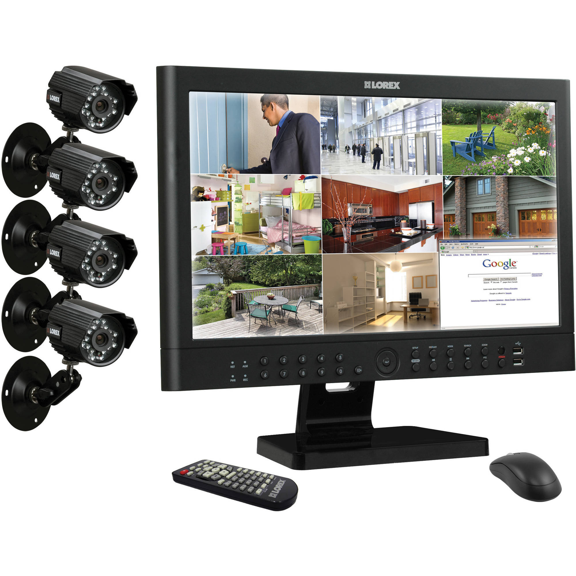 REMOTE SECURITY CAMERA