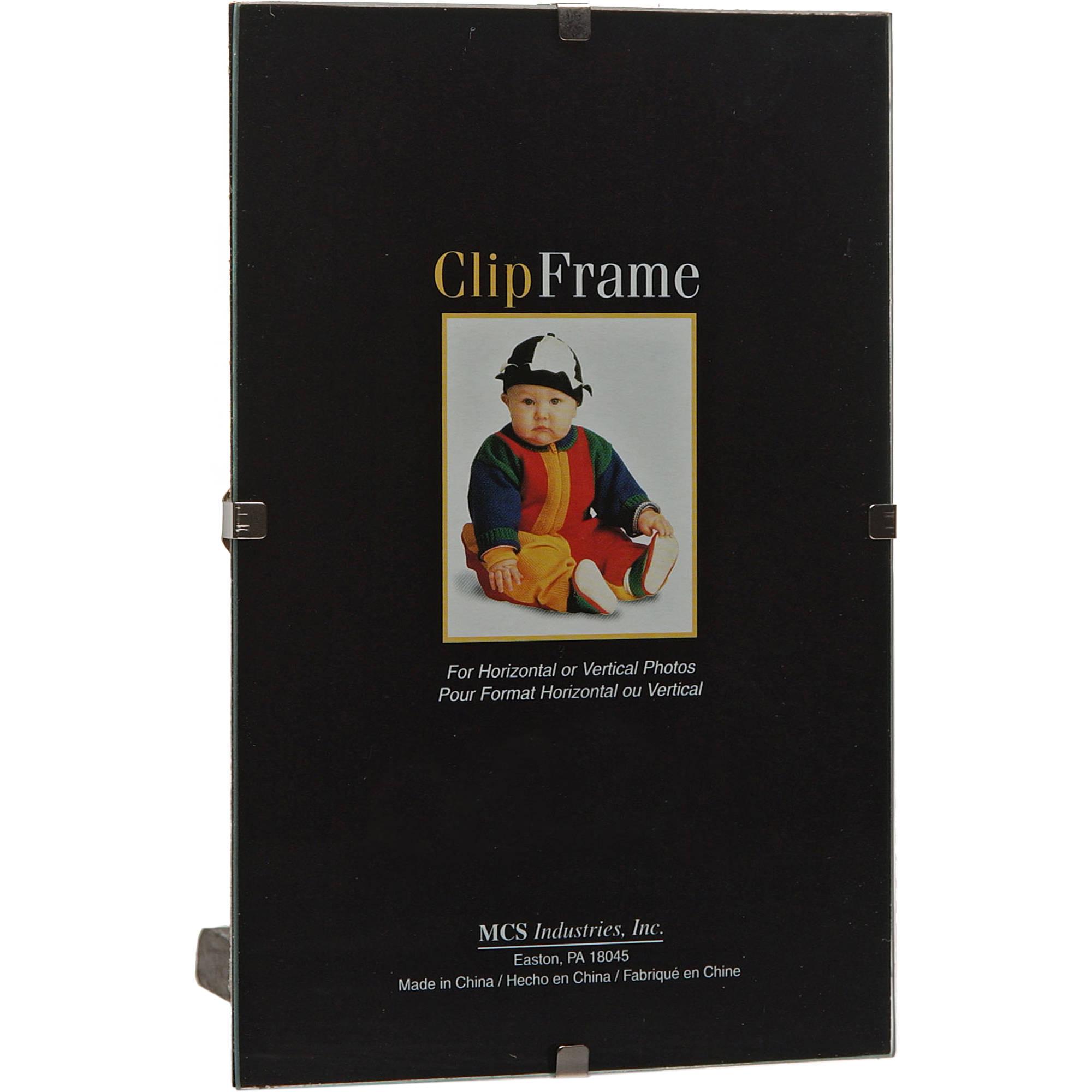 MCS Clip Frame (5 x 7\