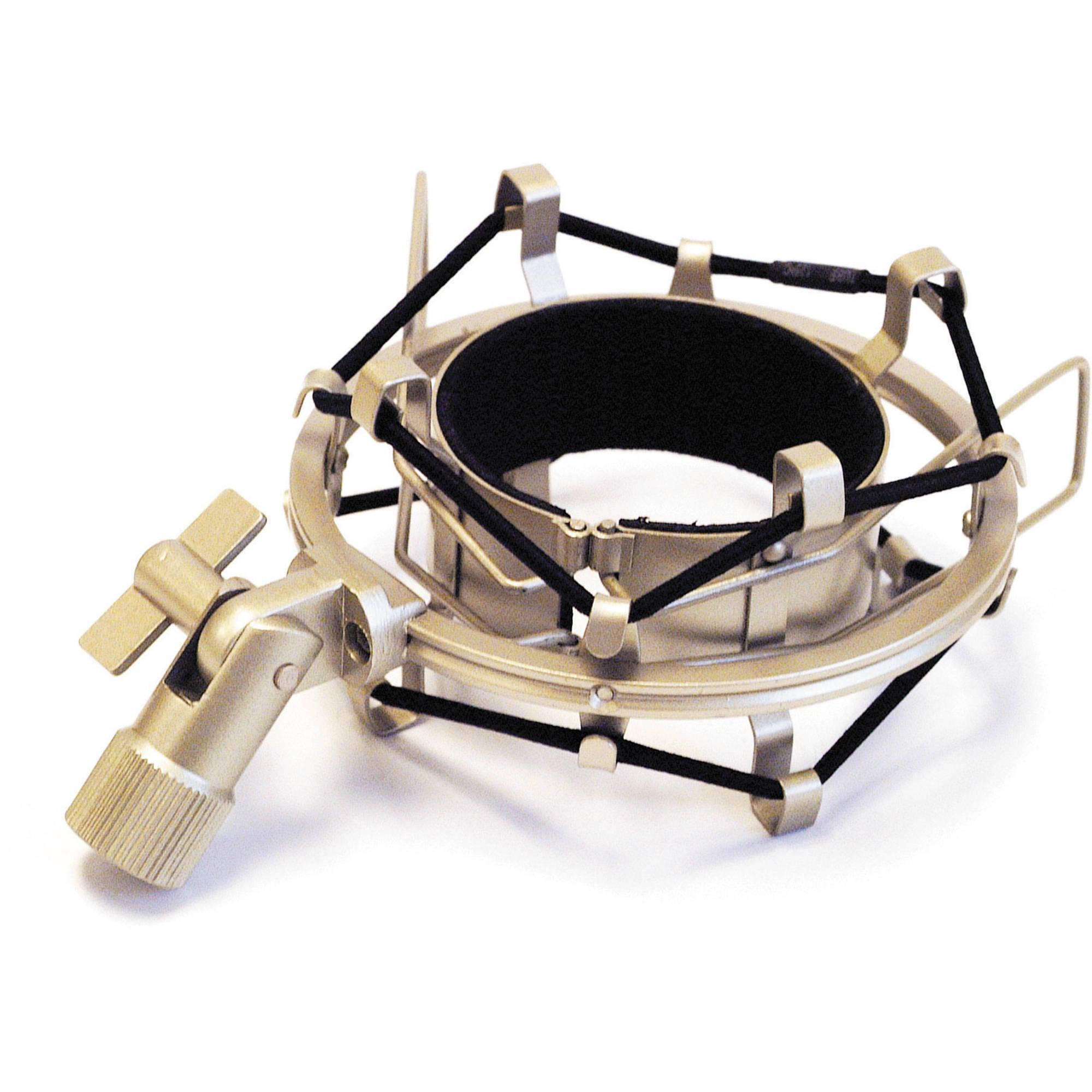 mxl mxl 90 elastic suspension microphone shock mount 90 b h. Black Bedroom Furniture Sets. Home Design Ideas