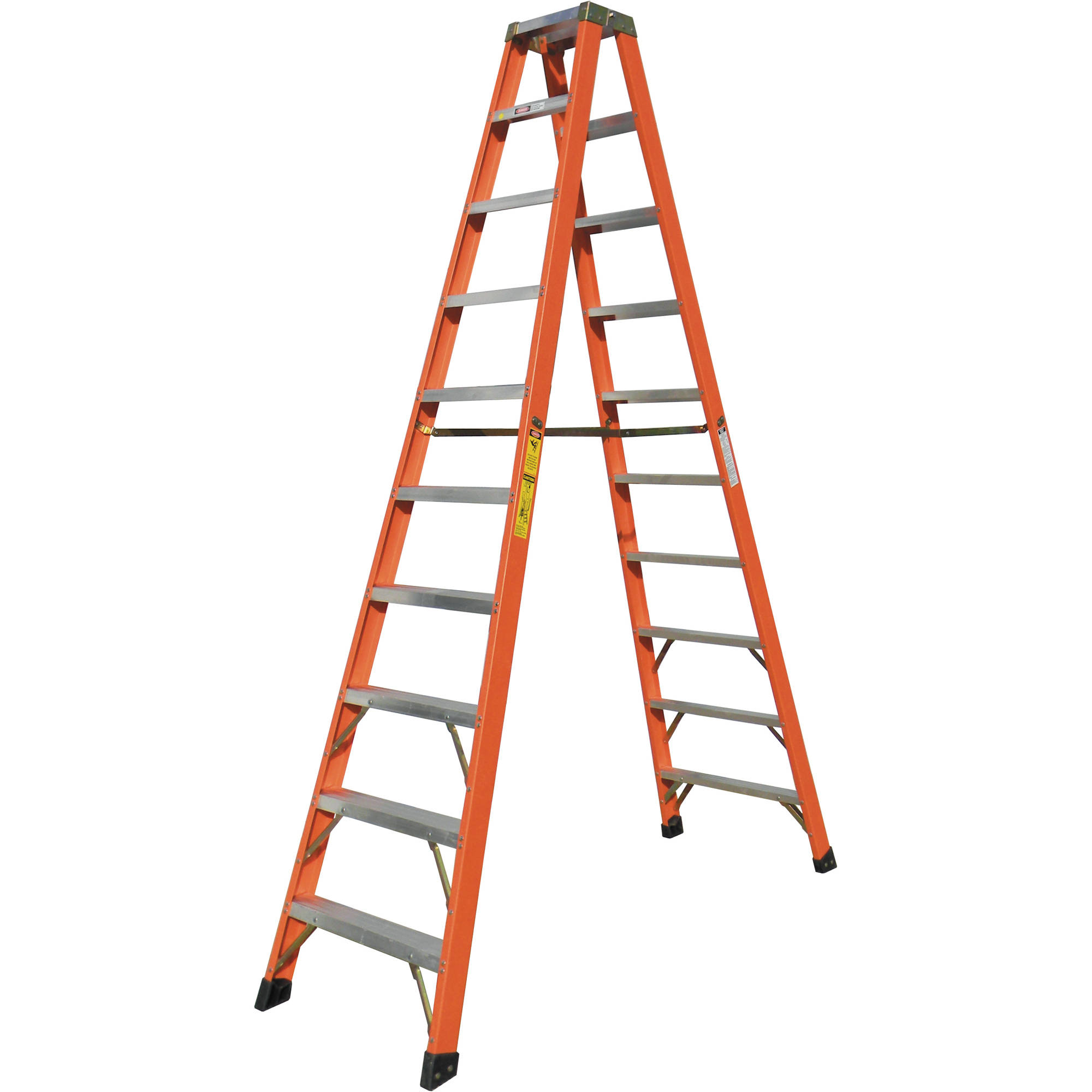 Matthews Double Sided Ladder 12 3 6m 549134 B Amp H Photo