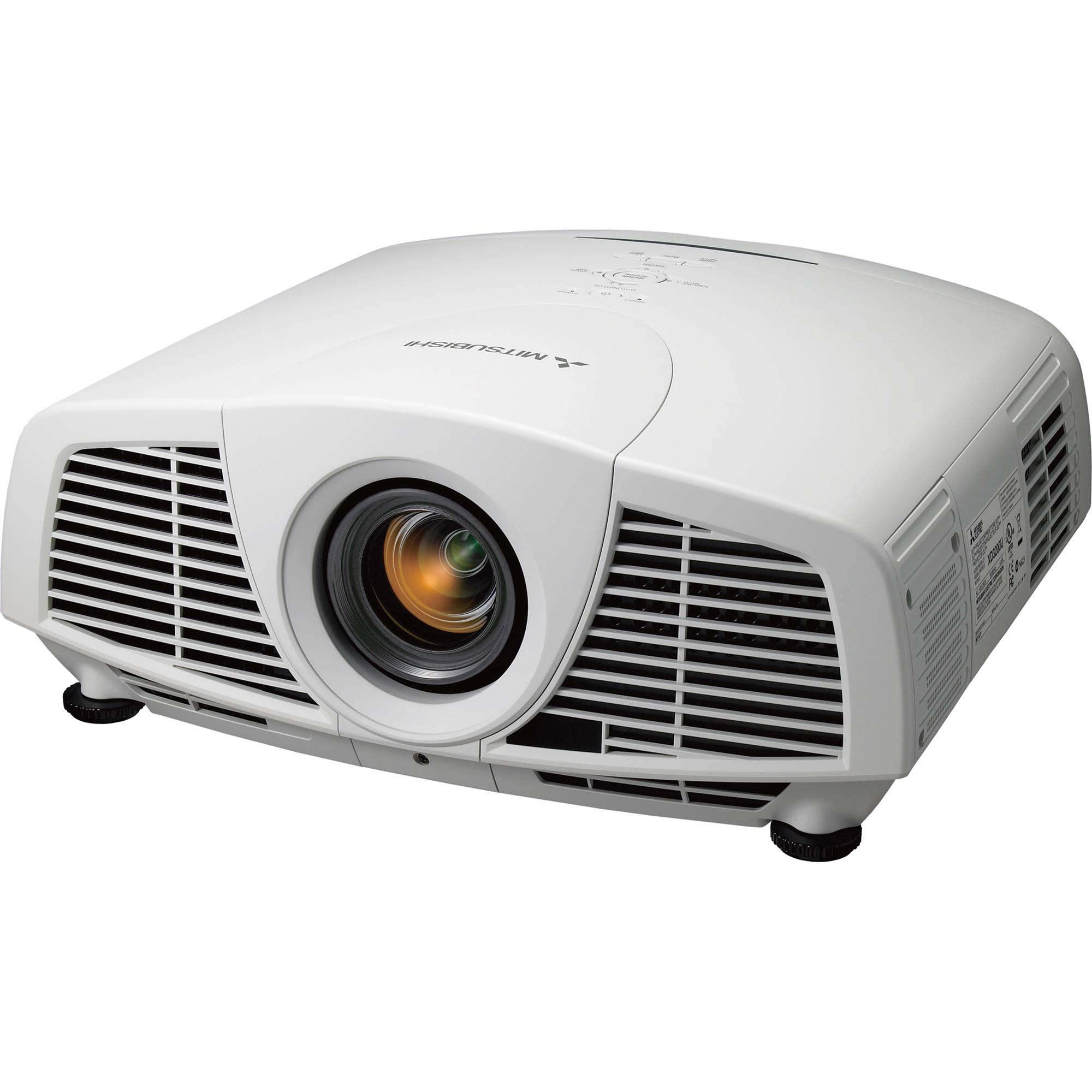 Mitsubishi xd3500u xga dlp projector xd3500u b h photo video for Dlp micro projector