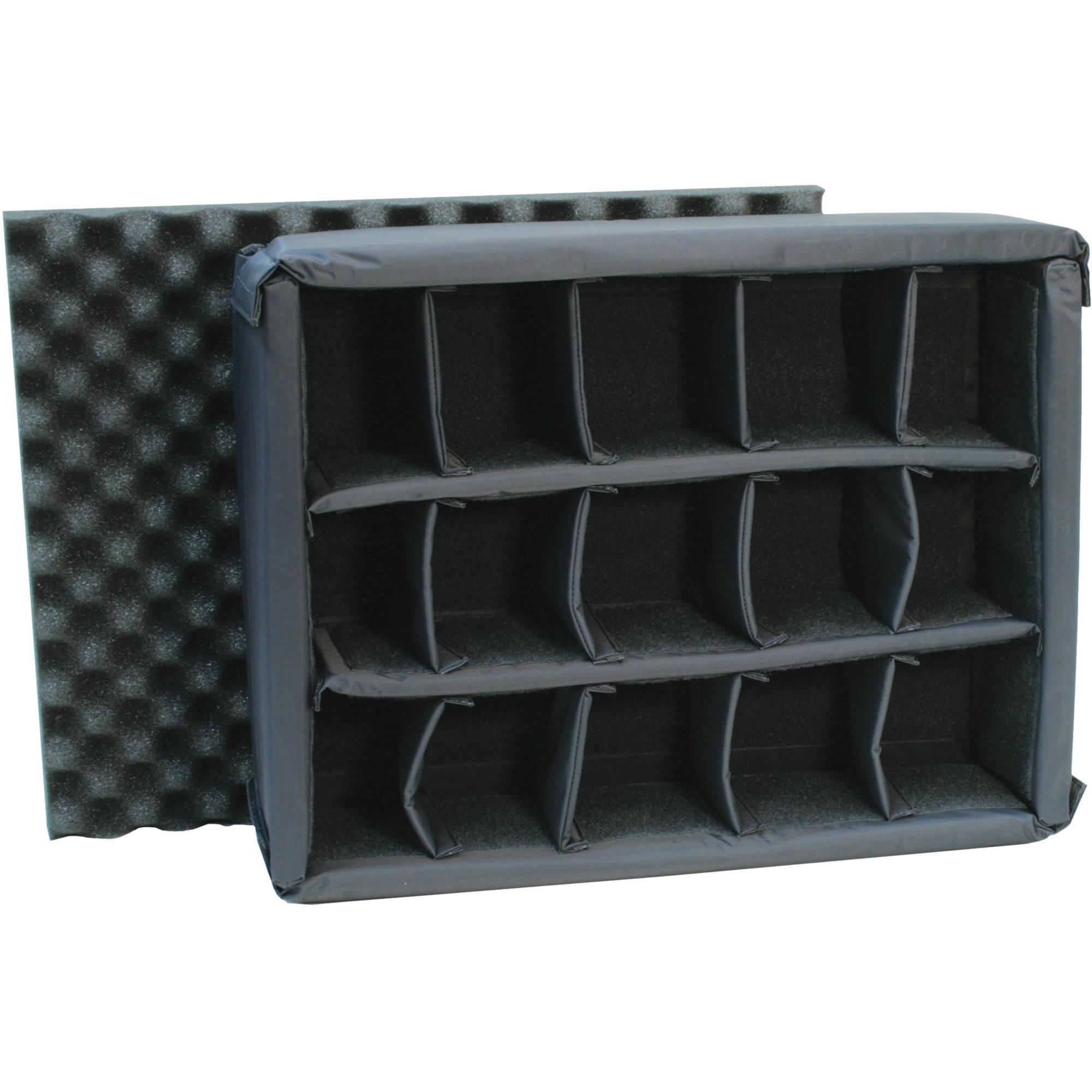 nanuk padded divider insert for 945 case 945 divi b h photo