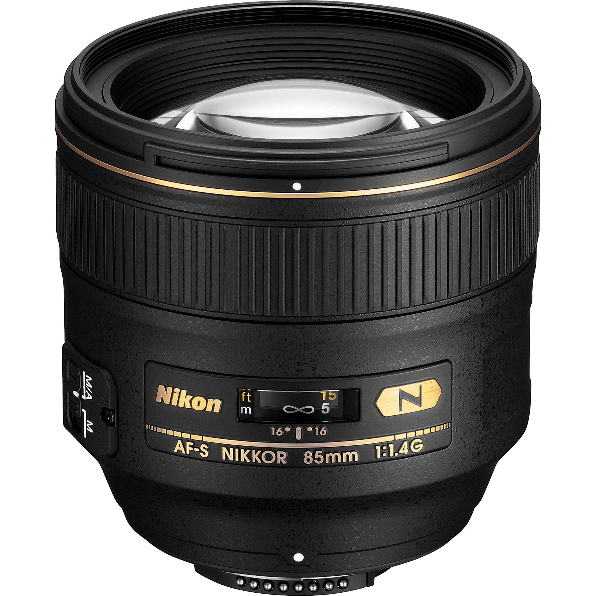 Nikon 85mm Af S Nikkor F 14g Lens 2195 Bh Photo Imaging Products Parts And Controls D800 D800e