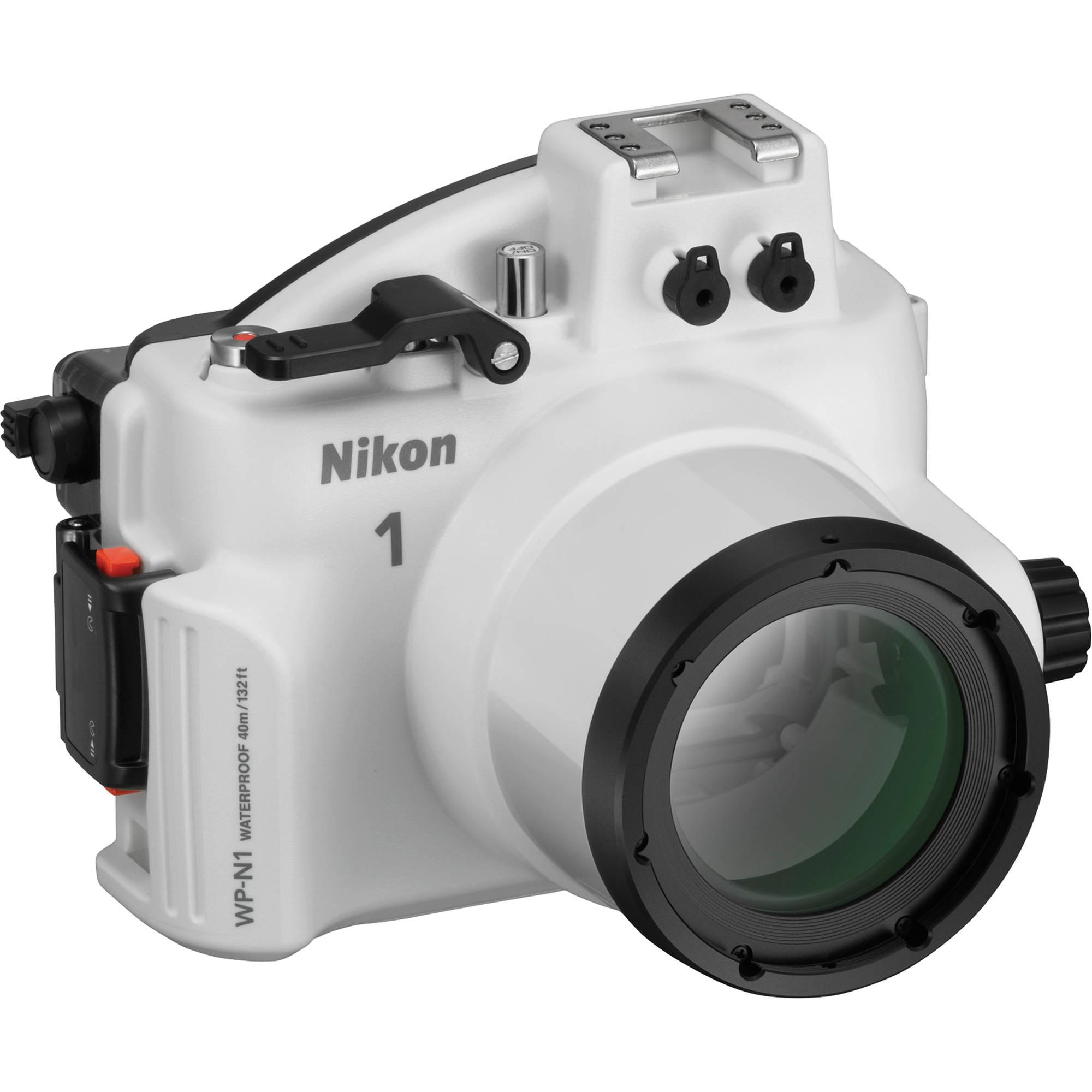 Nikon WP-N1 Waterproof Housing for Nikon 1 J1 / J2 Digital 3689
