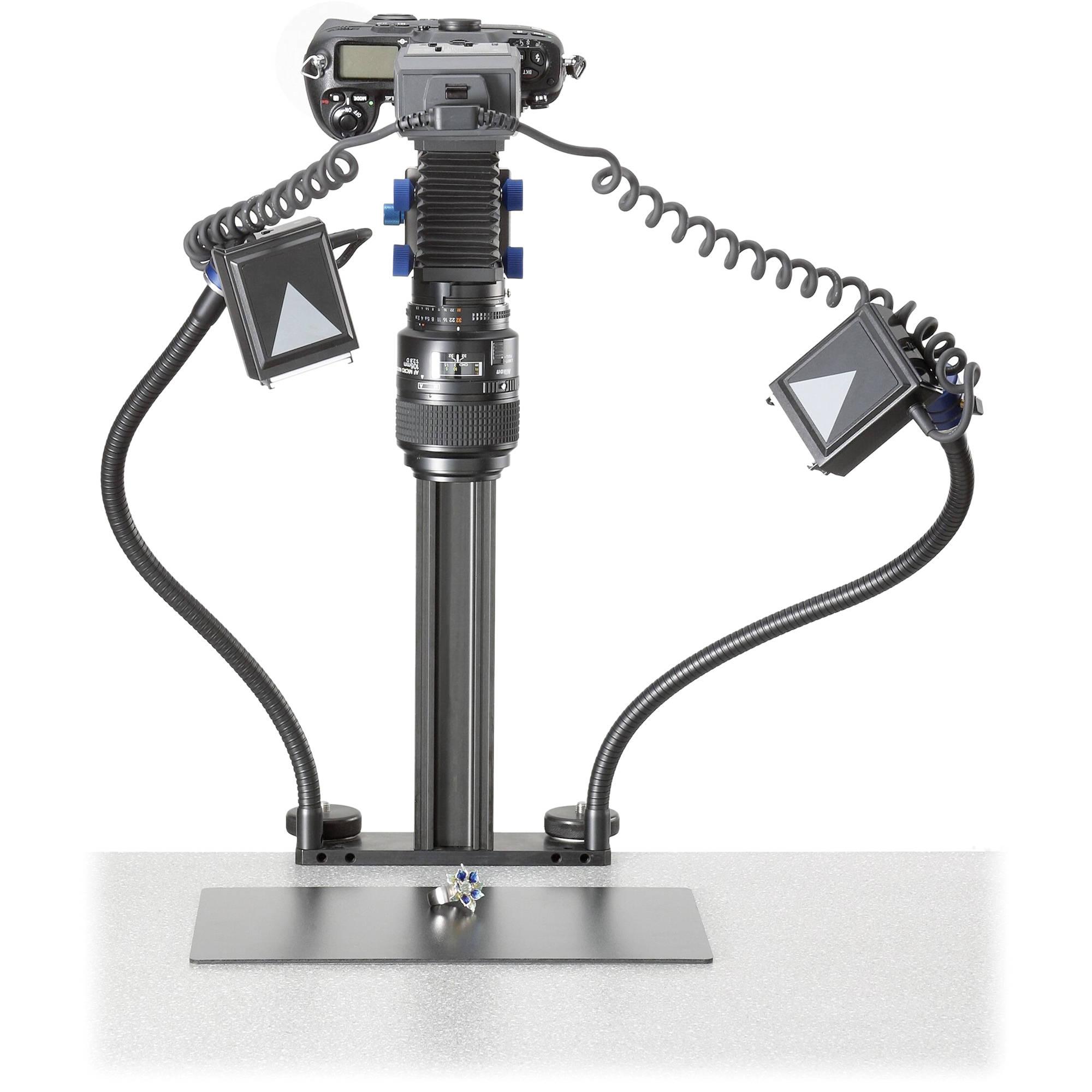Novoflex Magic Studio Macro-Repro Stand MS-REPRO B&H Photo ...