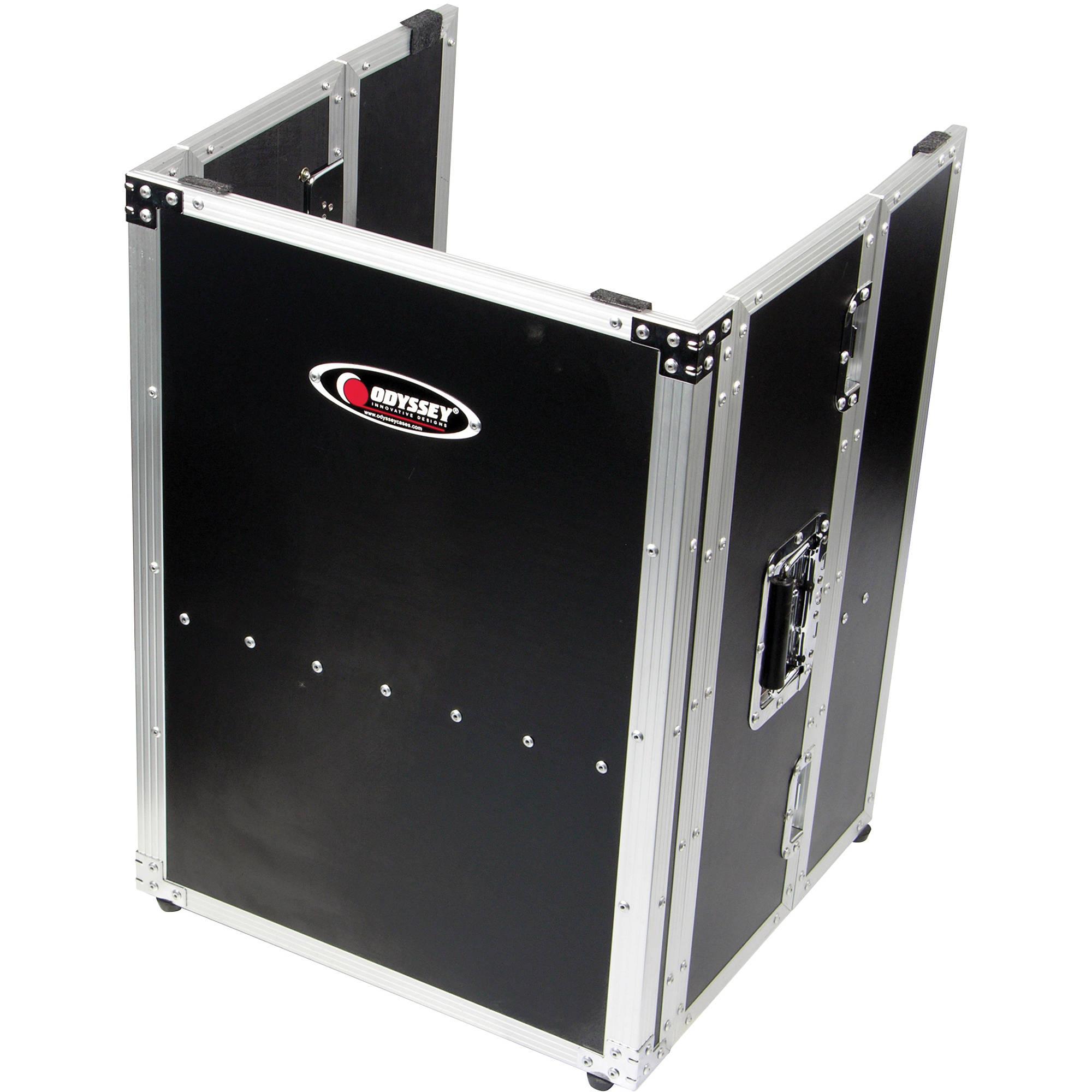 Dj Stand Designs : Odyssey innovative designs fzf folding dj stand