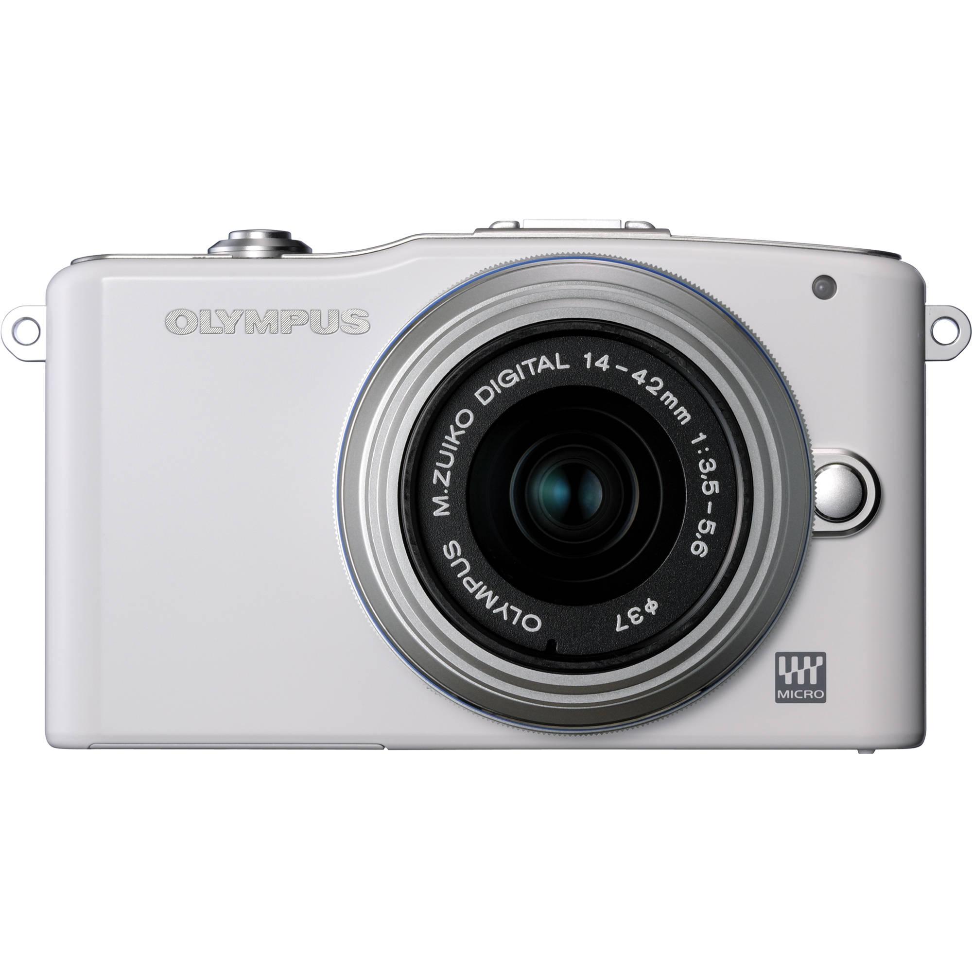 Olympus Digital Camera: Olympus E-PM1 Mirrorless Micro Four Thirds Digital