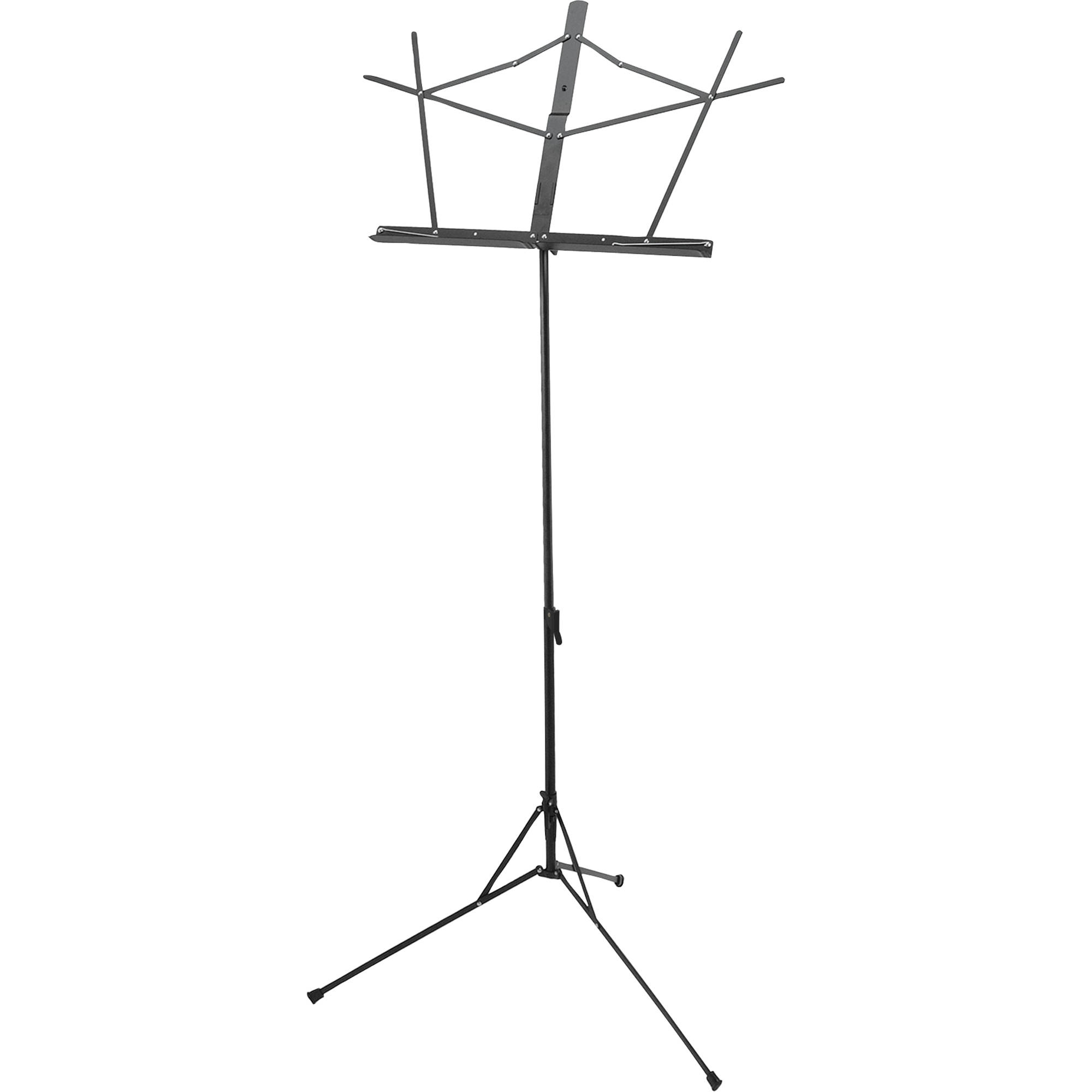 On Stage Sm7022bb Detachable Sheet Music Stand Sm7022bb Bh