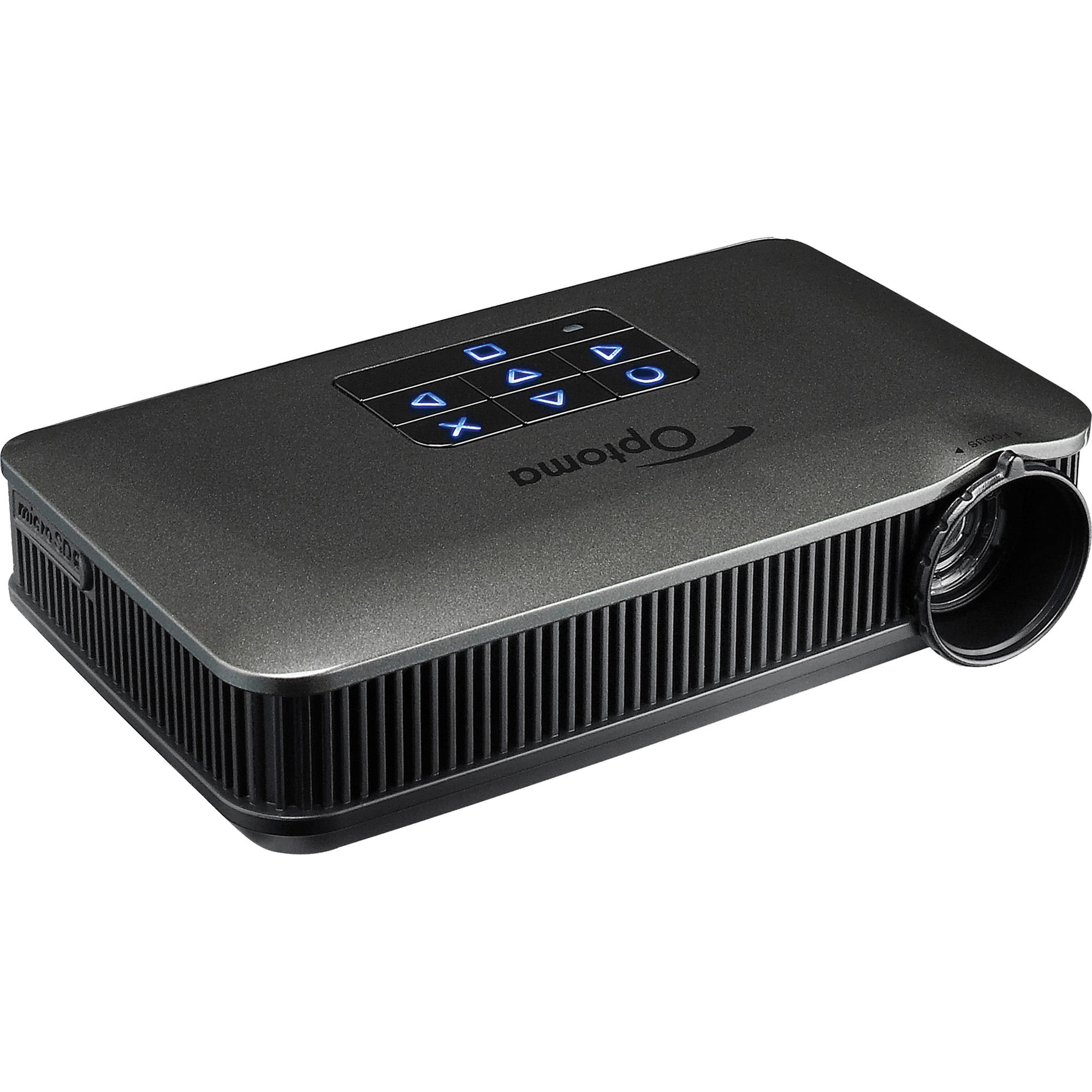 optoma technology pk320 pico pocket projector pk 320 b h photo