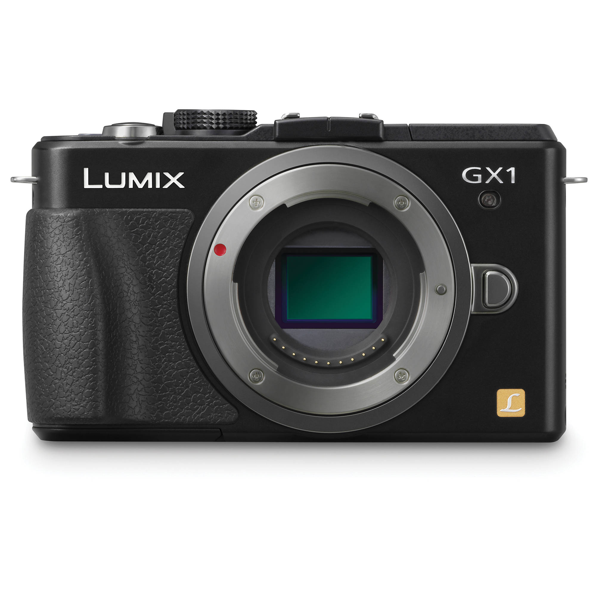 panasonic lumix dmc gx1 mirrorless micro four dmc gx1kbody b h rh bhphotovideo com Lumix Ve Sony A6000 Lumix GX7