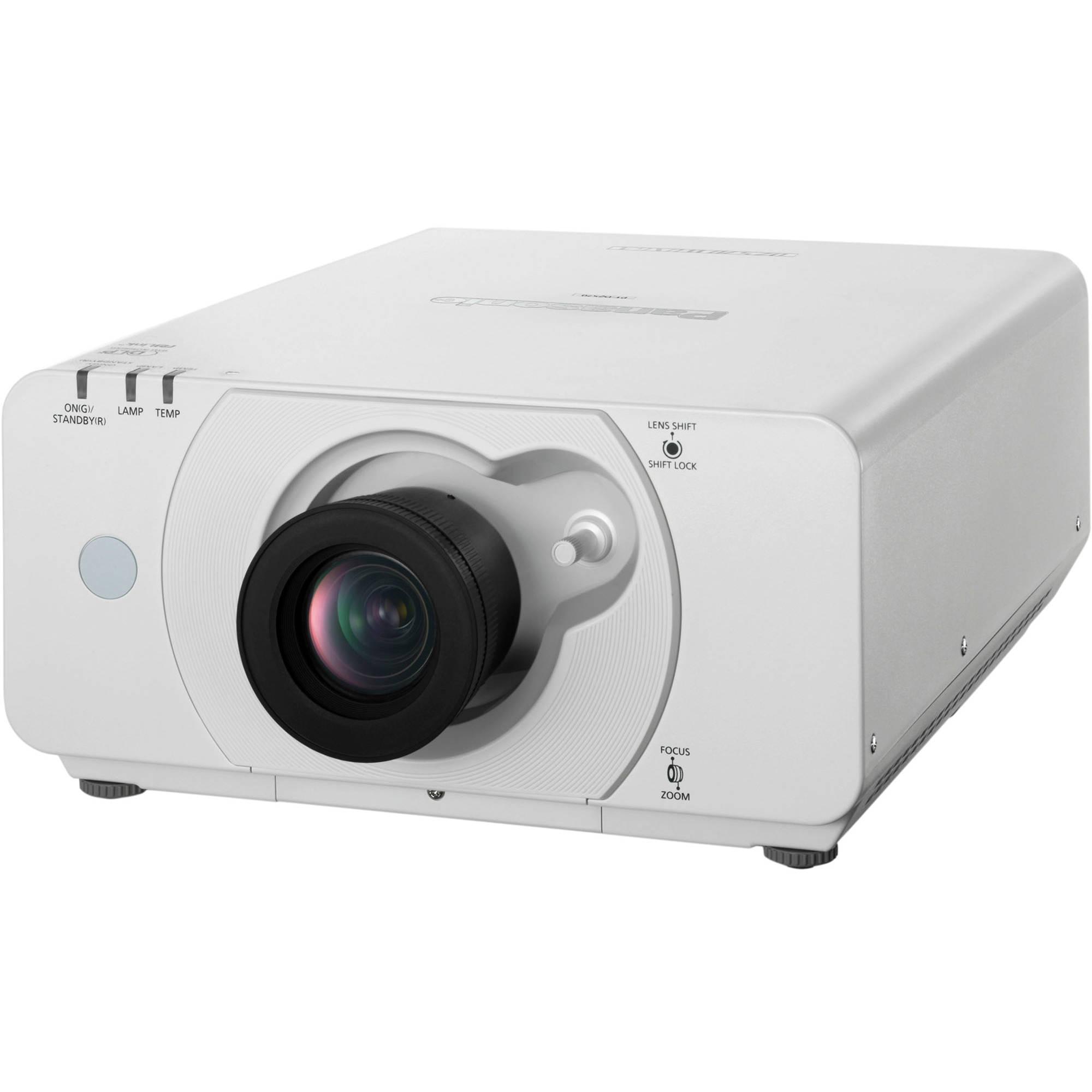 Panasonic PT-DW530U WXGA Projector PT-DW530U B&H Photo Video