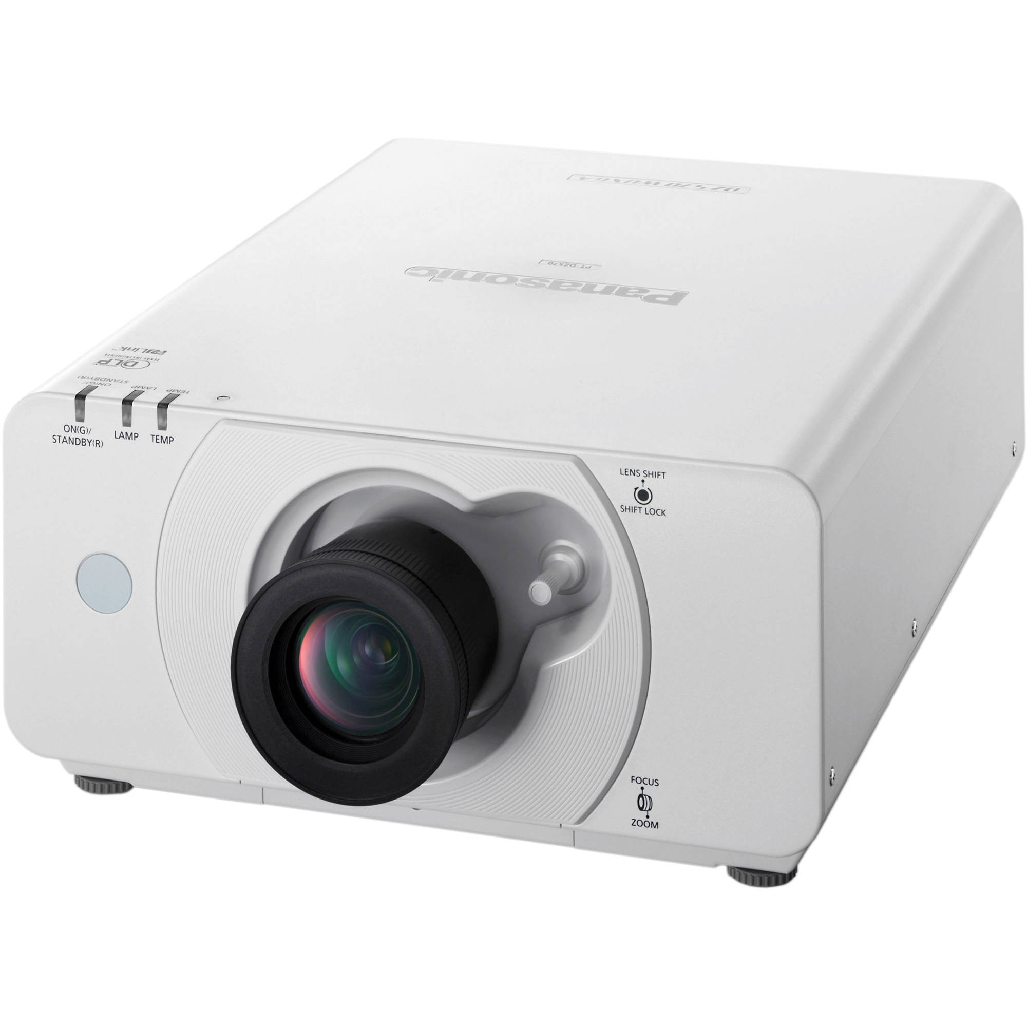 Panasonic PT-DZ570U WUXGA Projector PT-DZ570U B&H Photo Video