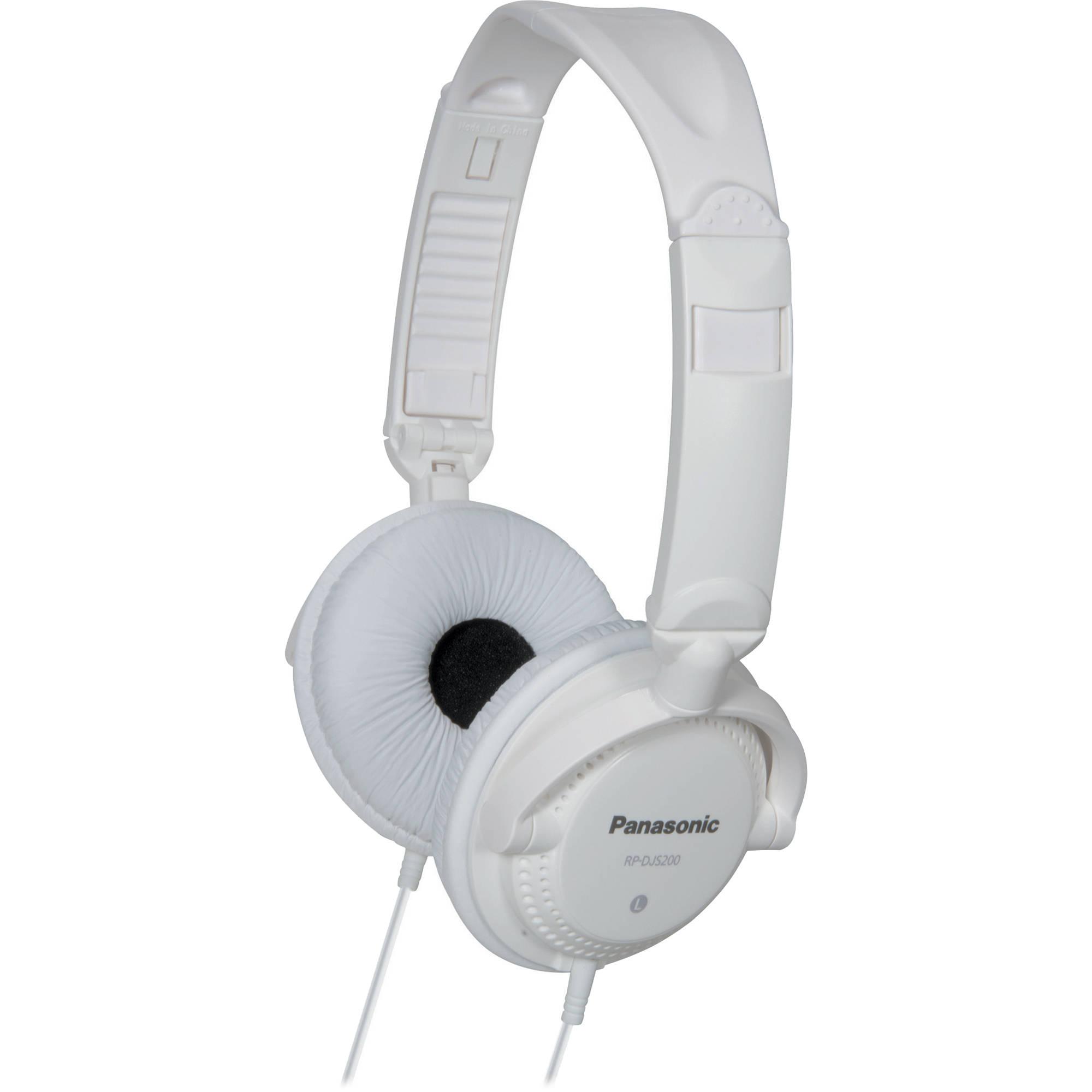 Panasonic earbuds hje125 - dj headphones panasonic