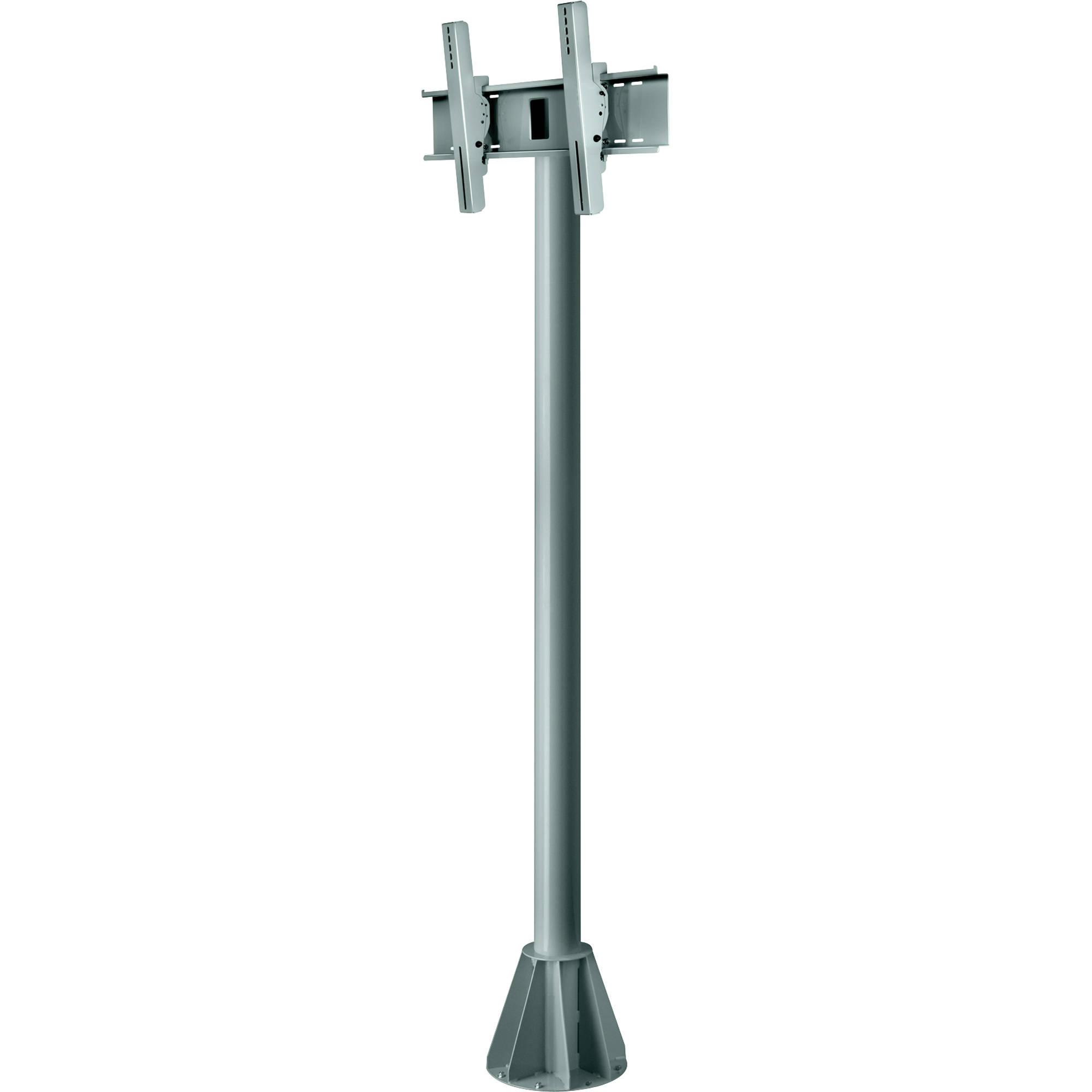Light Pole Pedestal: Peerless-AV EPMU-07-S Wind Rated Pedestal Tilt Mount EPMU-07-S