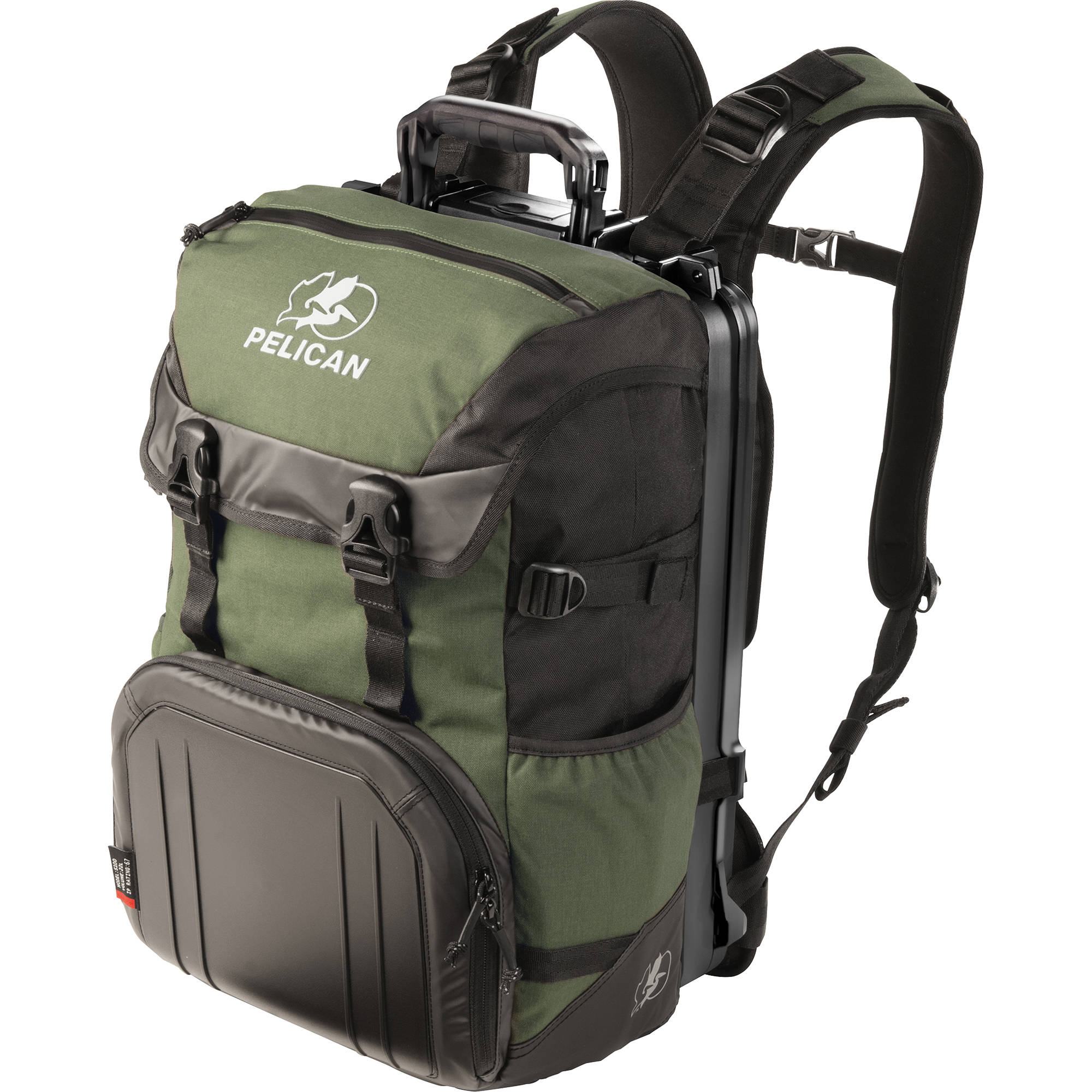 Pelican S100 Sport Elite Laptop Backpack 0s1000 0003 130 B Amp H
