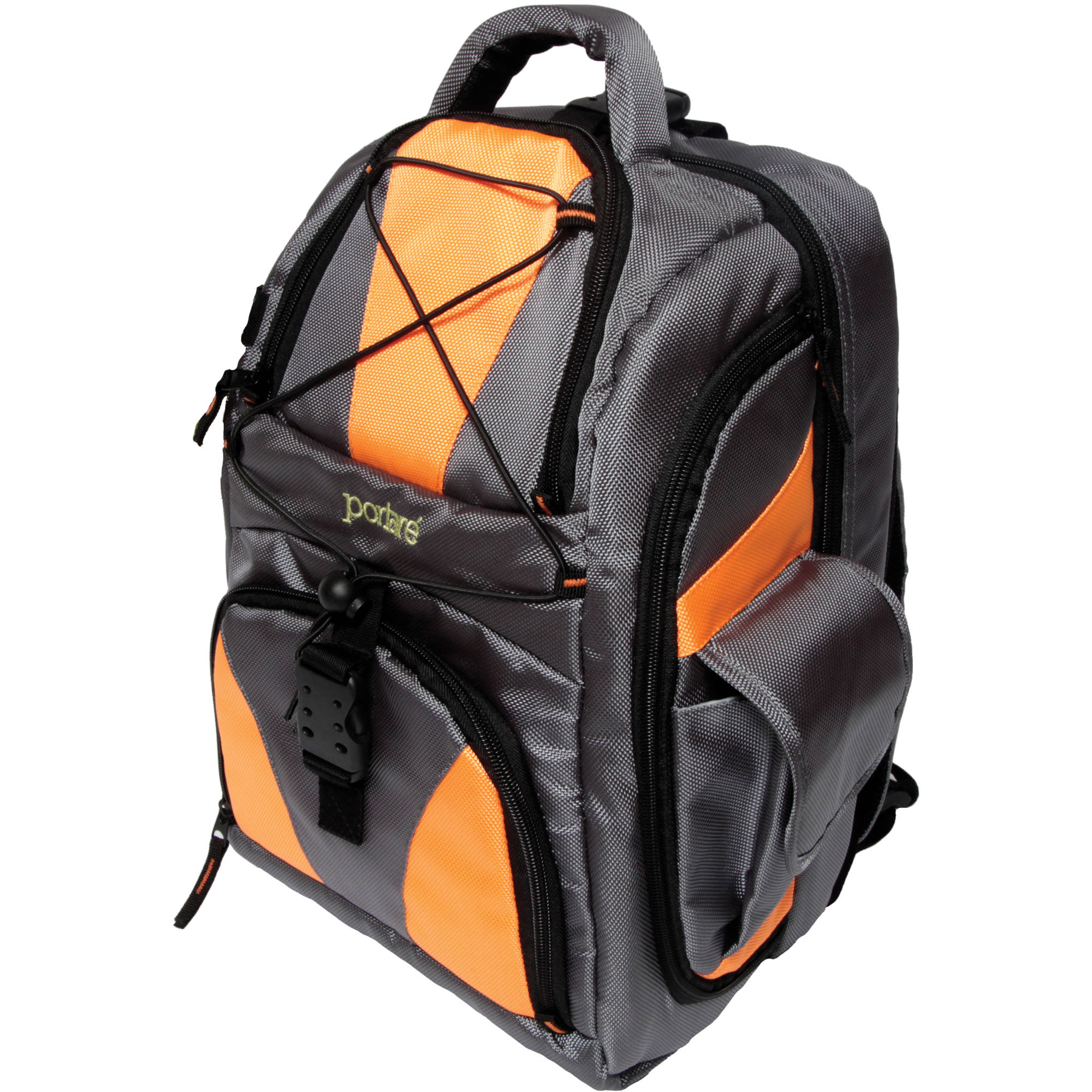 Portare' PBP2-B Multi Use Backpack for Camera/Laptop/iPad ...