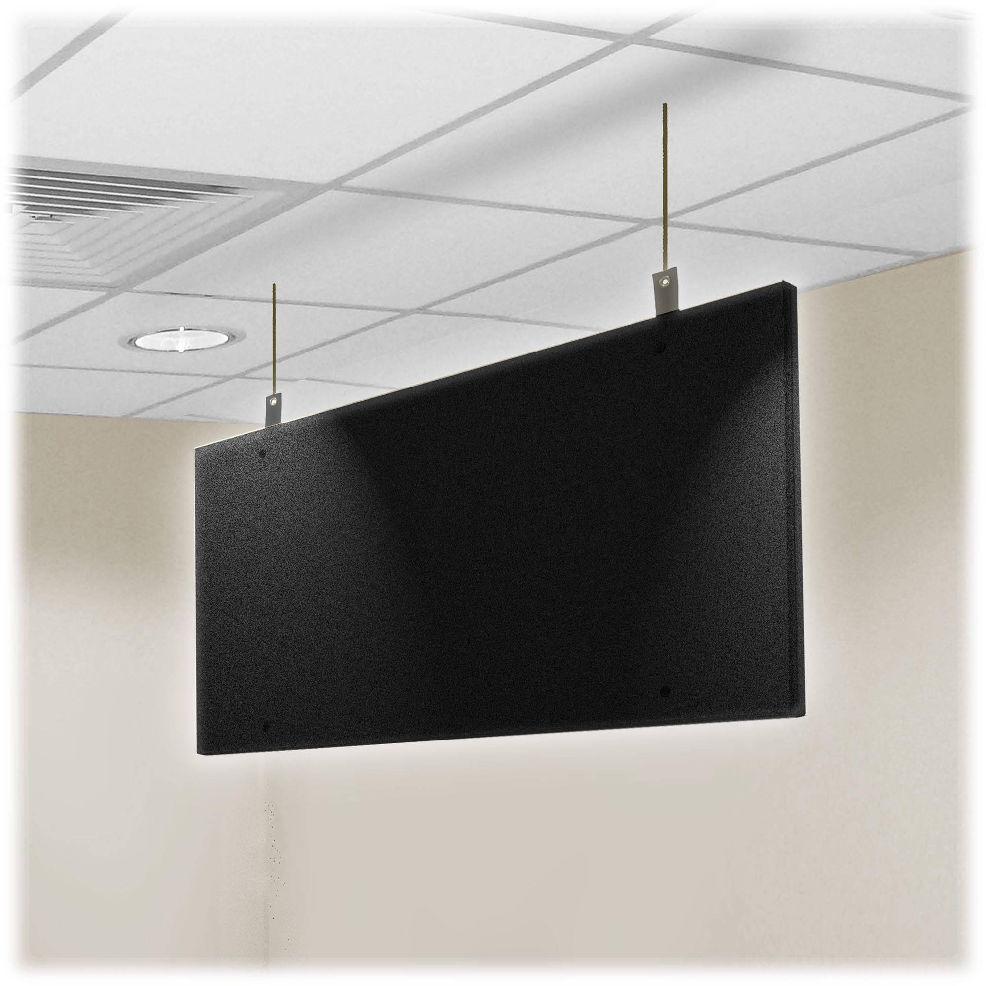 Primacoustic Saturna Hanging Ceiling Baffle Black Z840