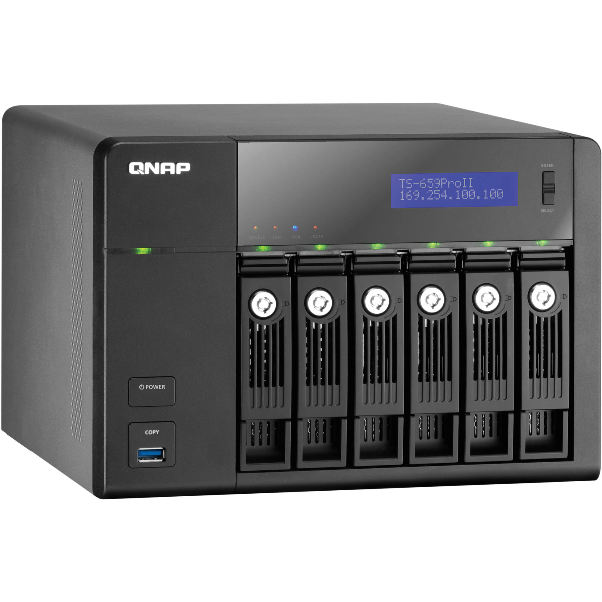 QNAP TS-659ProII Turbo NAS Drivers for Windows 10