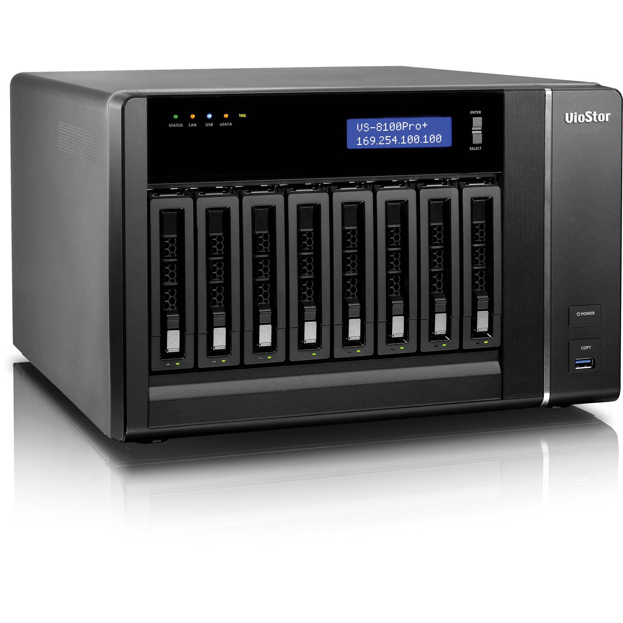 QNAP VS-8132 Pro+ NVR Treiber Windows 10