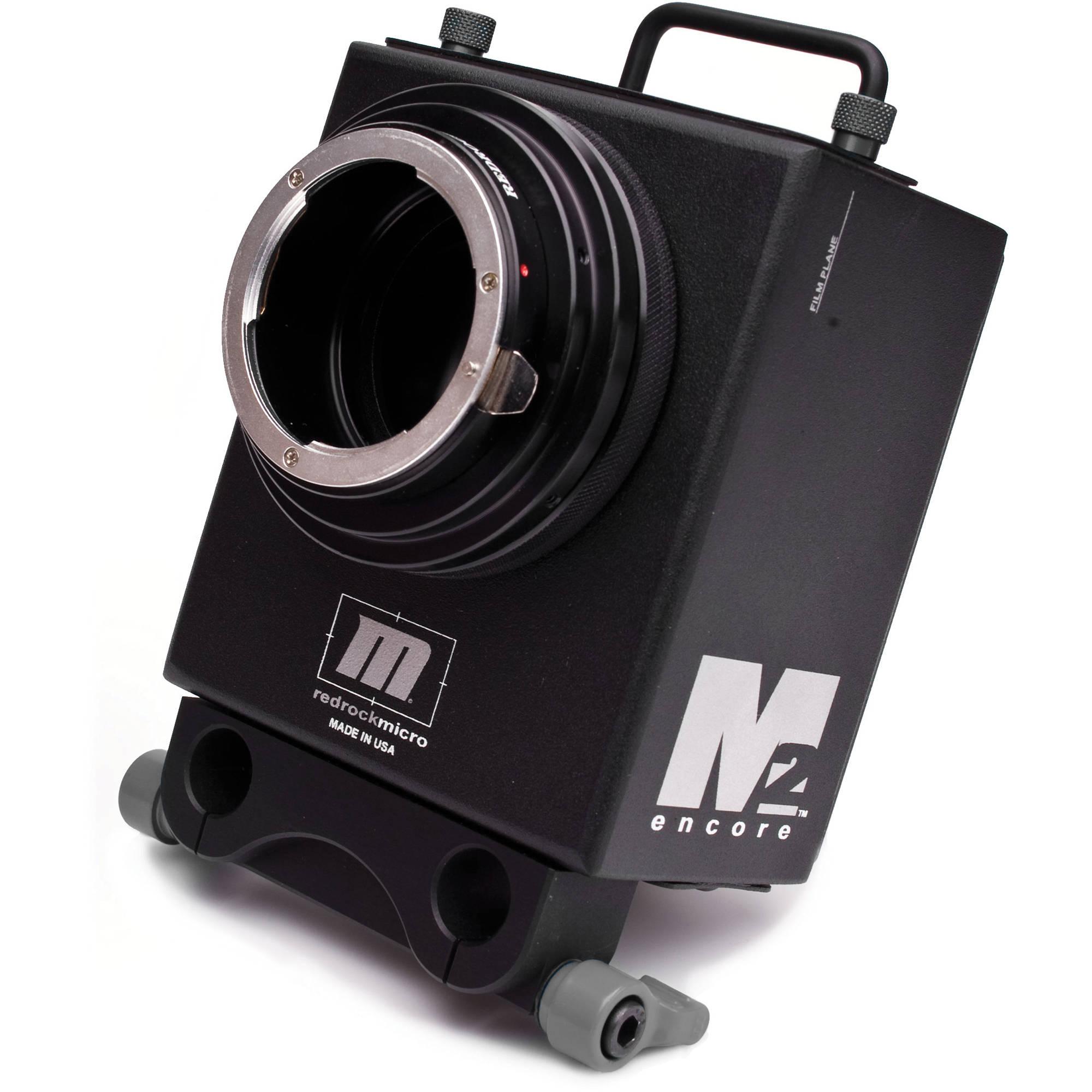 Redrock Micro M2 Encore Cinema Lens Adapter 3-034-0001CE B&H