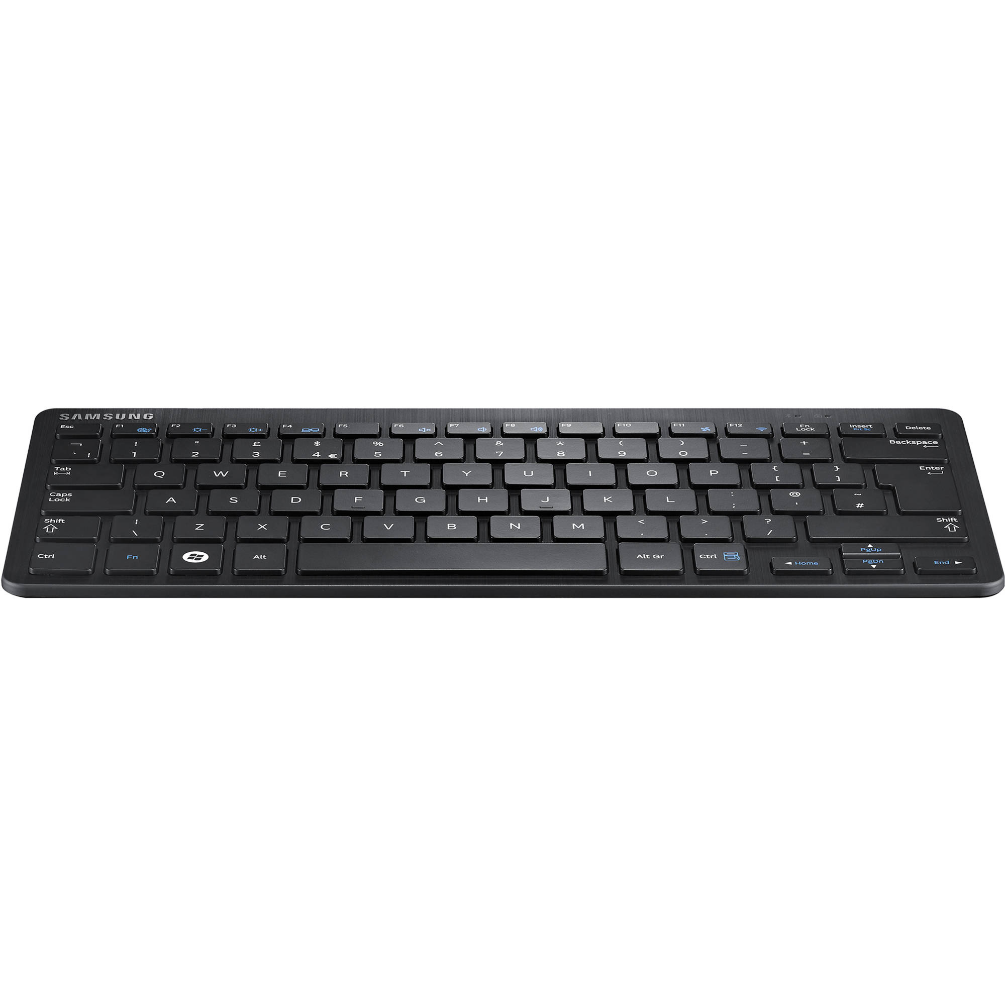 samsung compact wireless keyboard aa sk2nwbb us b h photo video. Black Bedroom Furniture Sets. Home Design Ideas