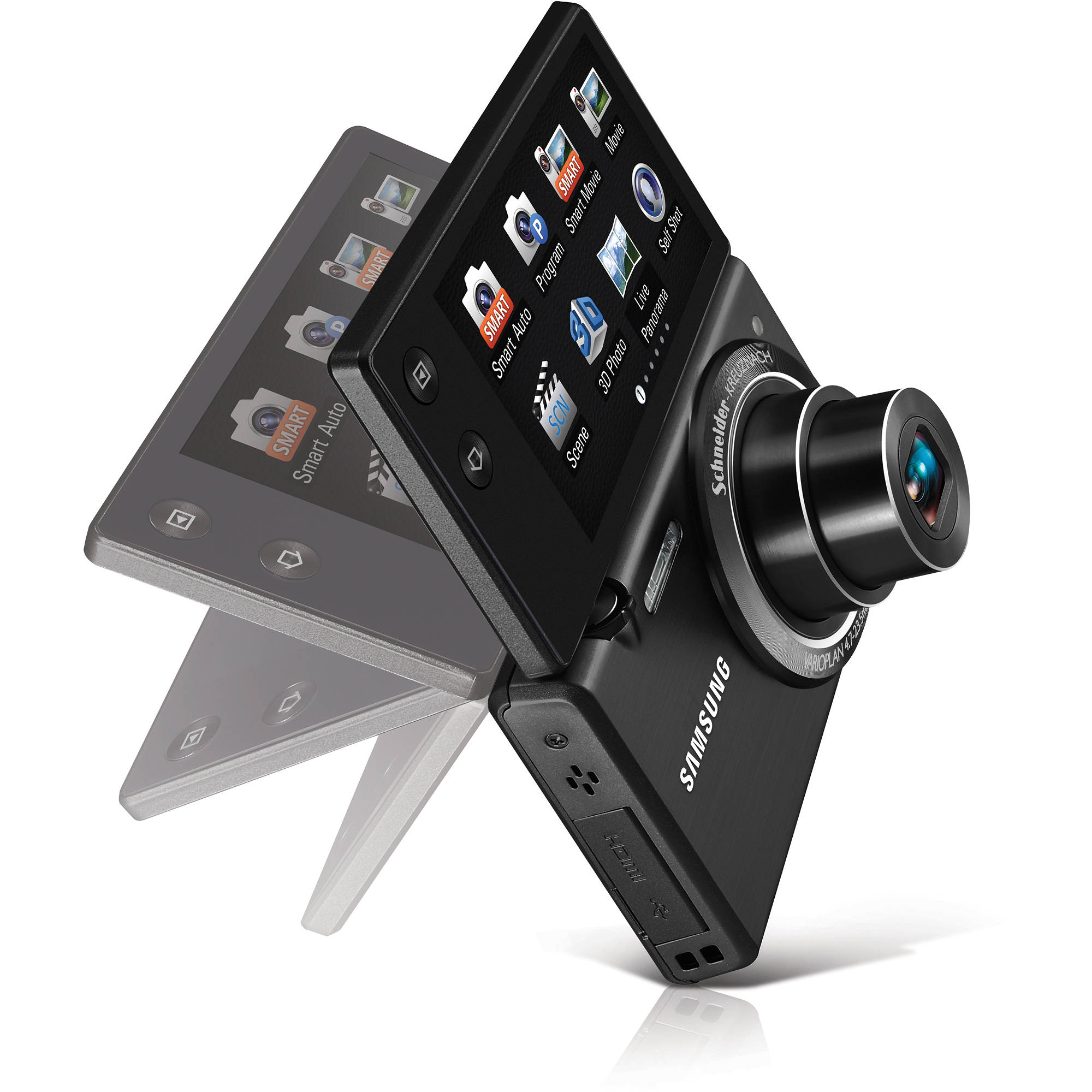 Samsung MV800 Digital Camera Linux
