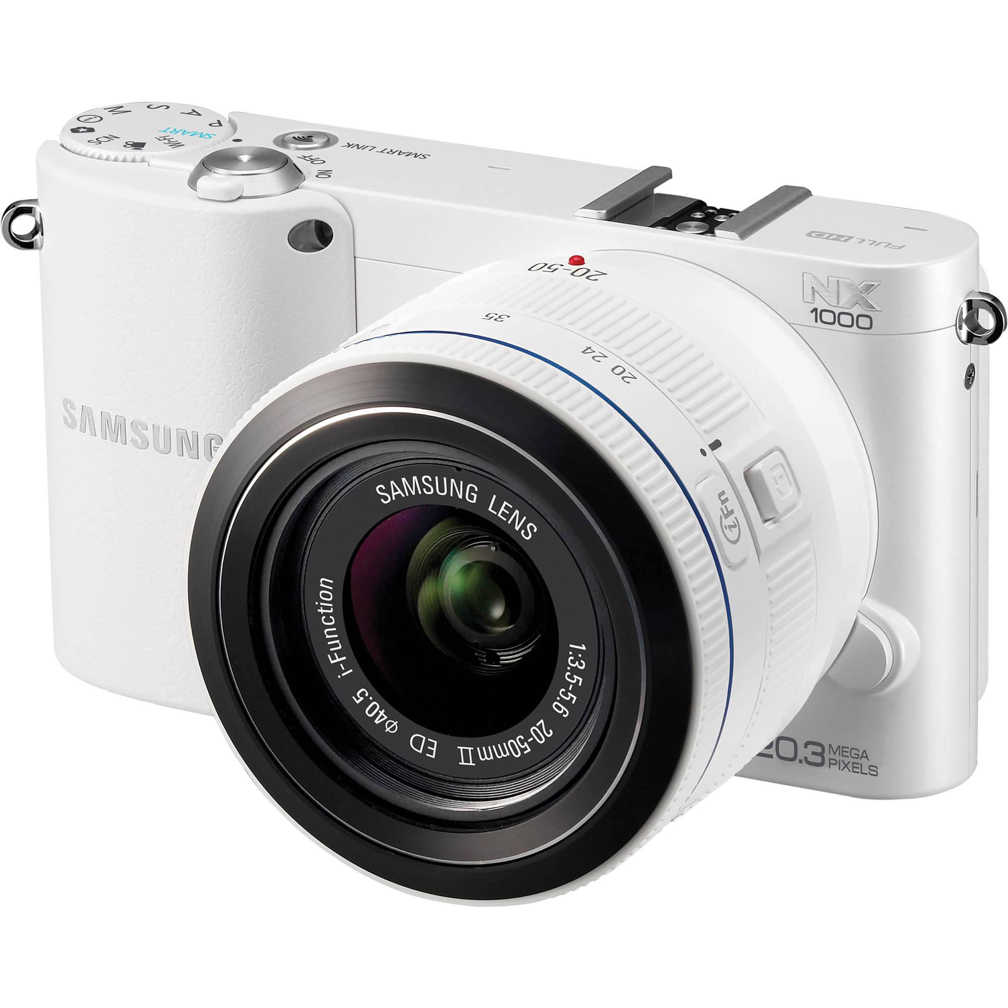 Image result for 2. Kamera Mirrorless Samsung NX1000