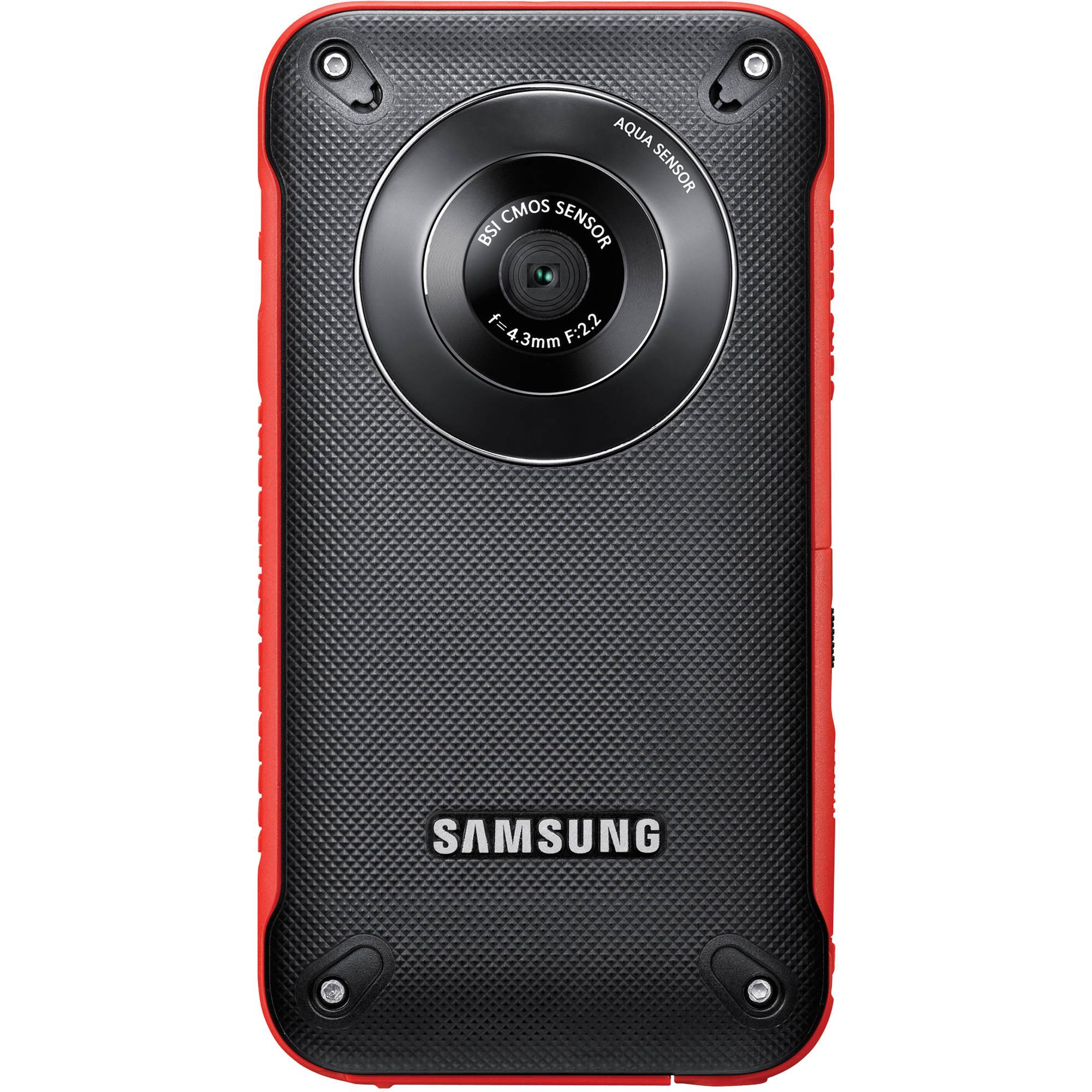 samsung hmx w300 pocket camcorder red hmx w300rn xaa b h photo rh bhphotovideo com Sample Photos Samsung W300 Samsung Camera HMX W 300