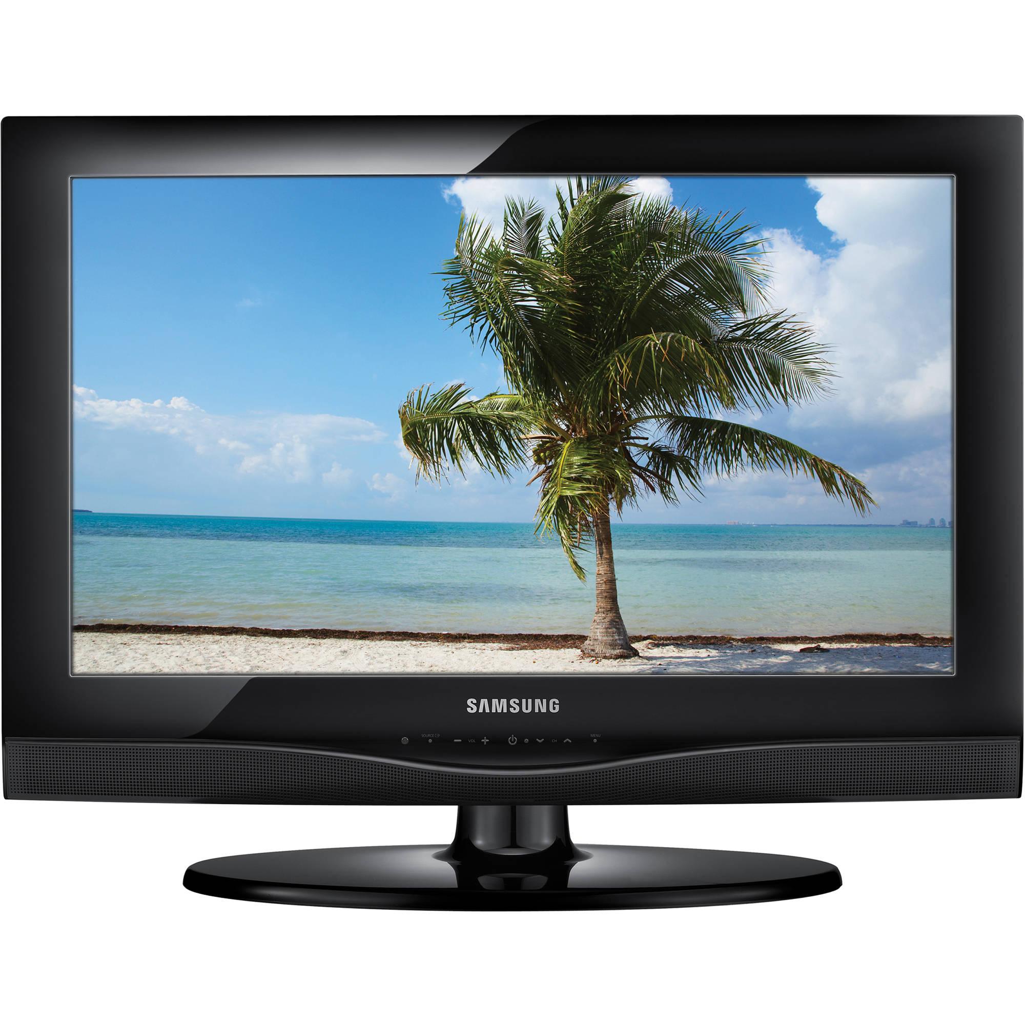 Samsung La32c350 32 U0026quot  Multi System Lcd Tv La
