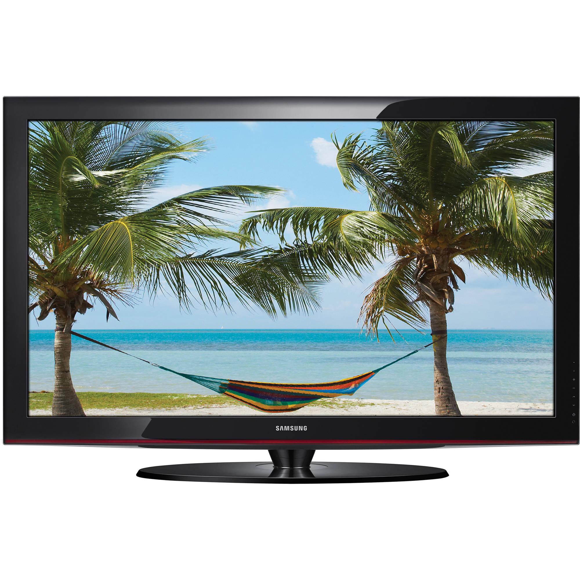Samsung Pn42c450 42 720p Plasma Tv Pn42c450b1dxza B H