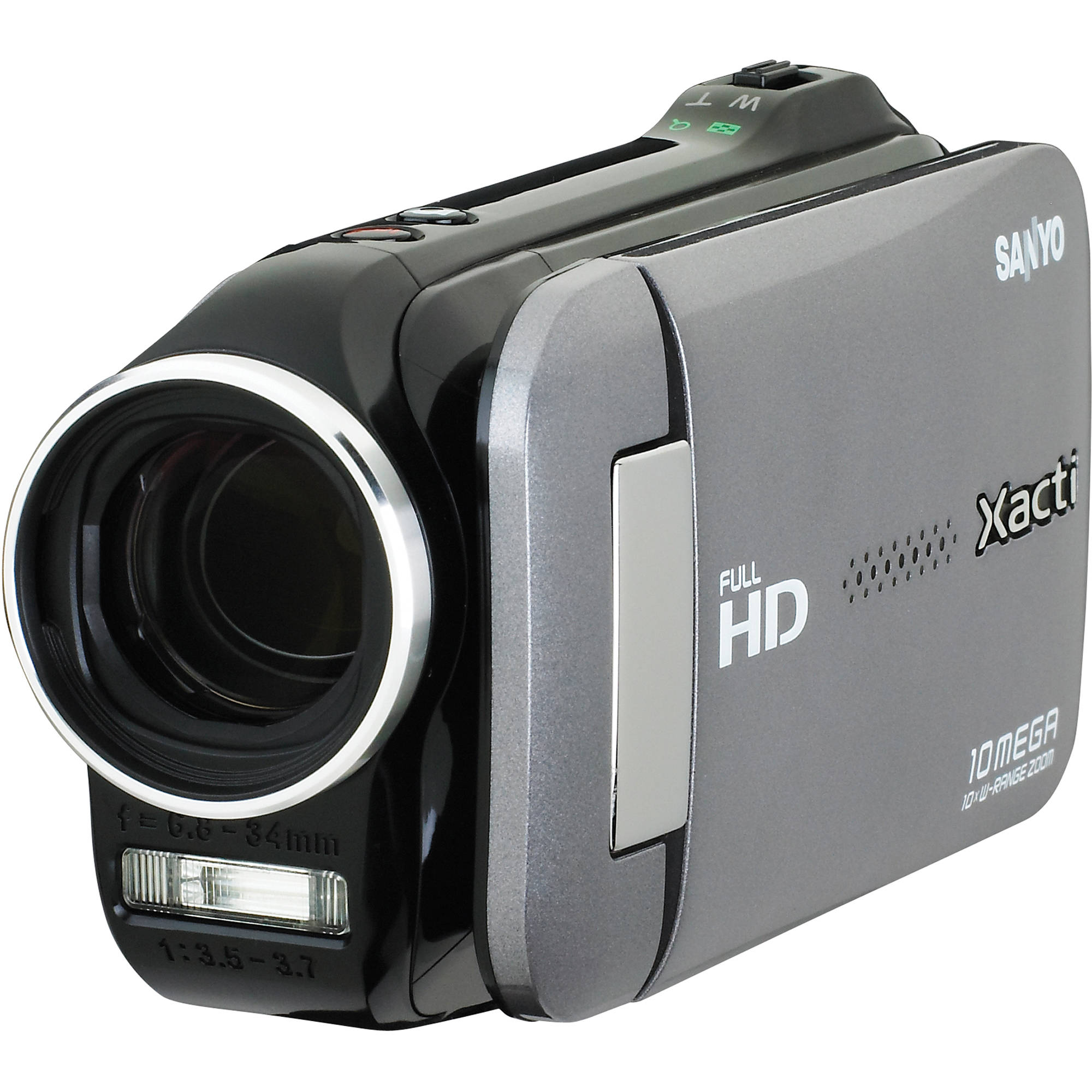 Sanyo Vpc Gh4 Dual Camera Xacti Vpc Gh4 B Amp H Photo Video