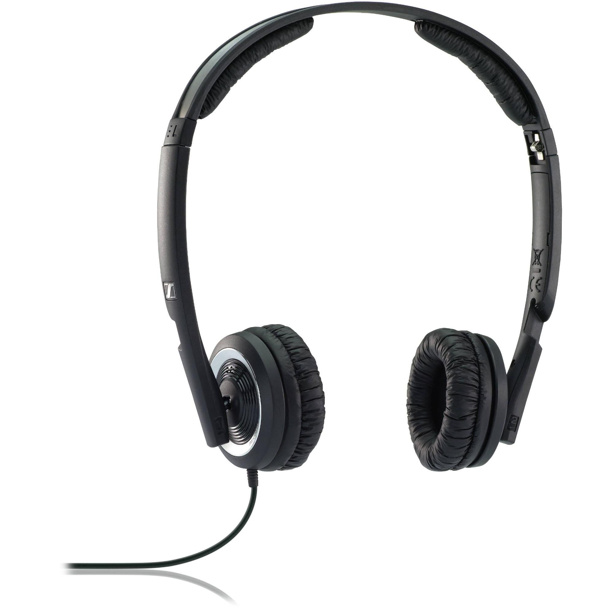 Sennheiser Px 200 Ii On Ear Stereo Headphones Black Px200 Hd 800 Dynamic Headphone